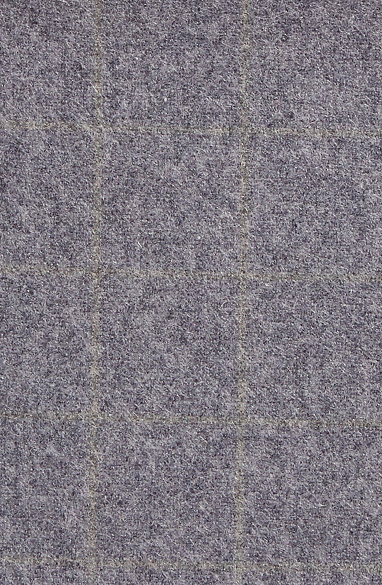 Alternate Image 2  - The Tie Bar Flannel Pocket Square