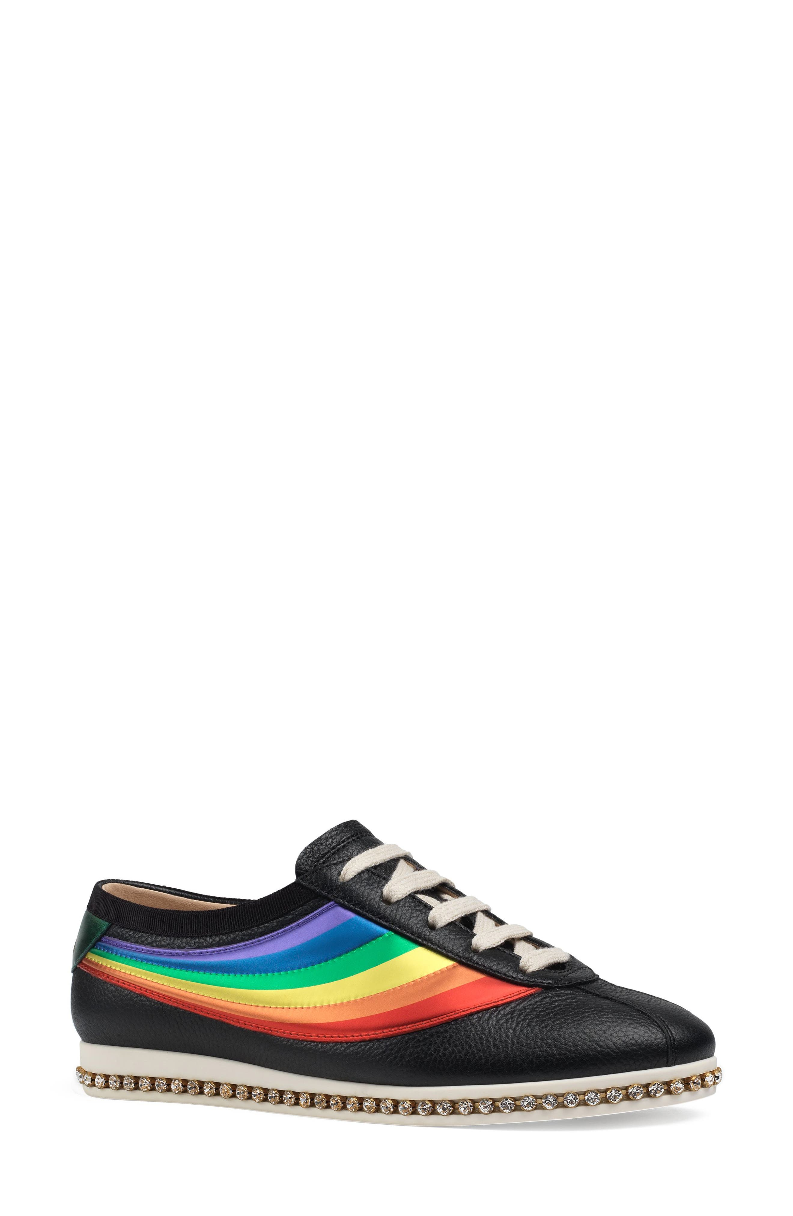 Falacer Sneaker,                         Main,                         color, Black