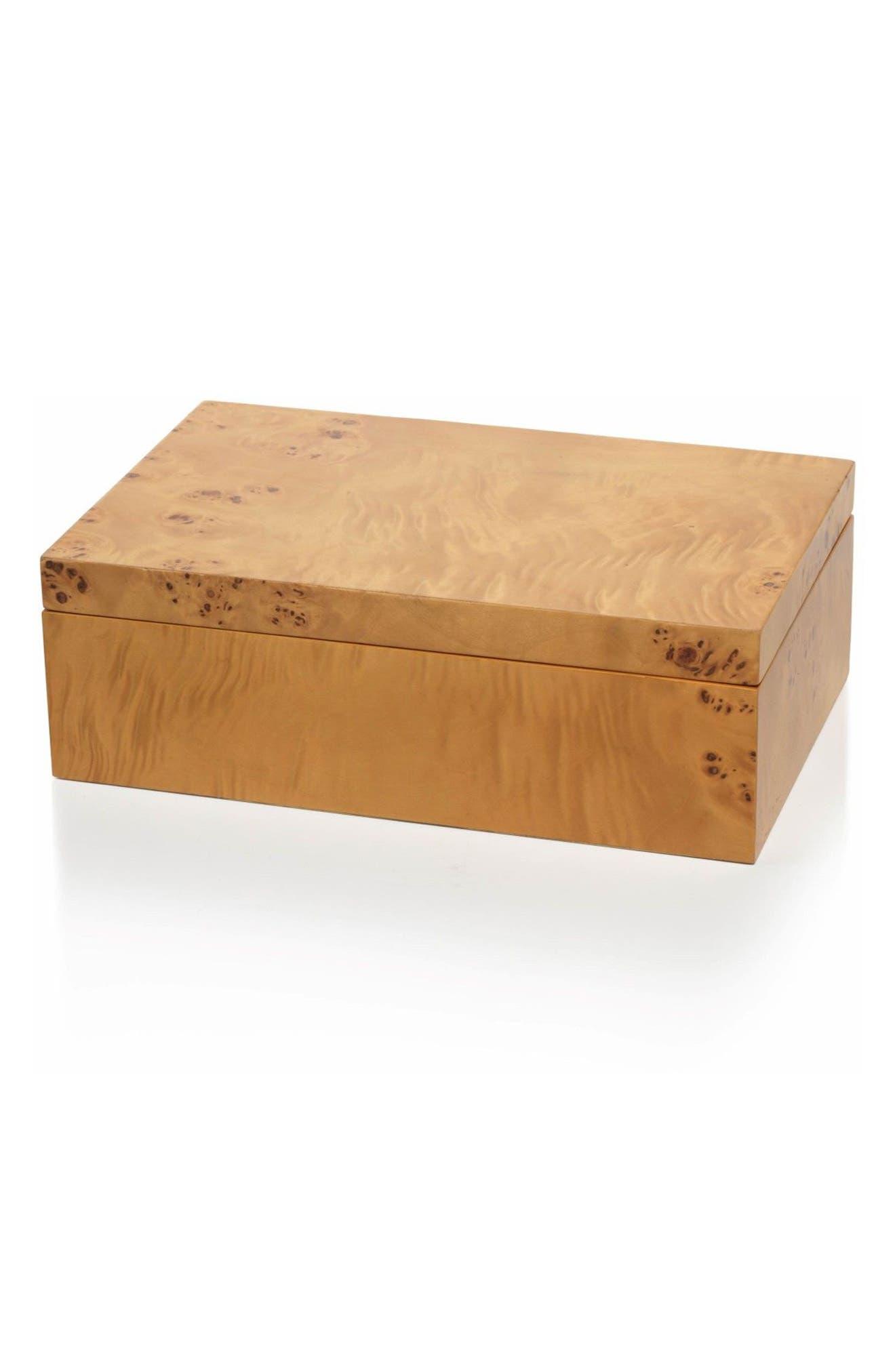 Zodax Large Manik Jewelry Box