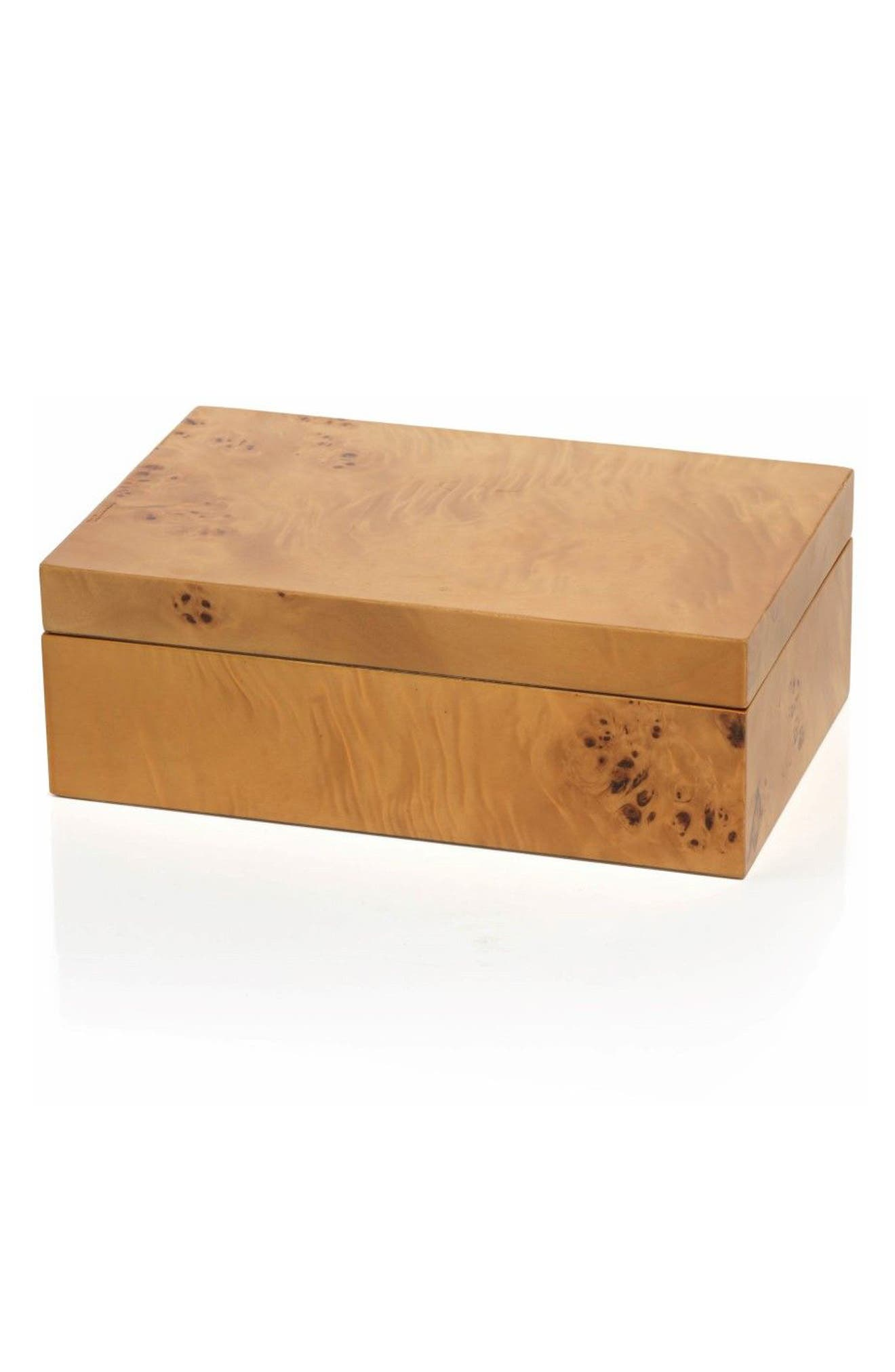 Zodax Small Manik Jewelry Box