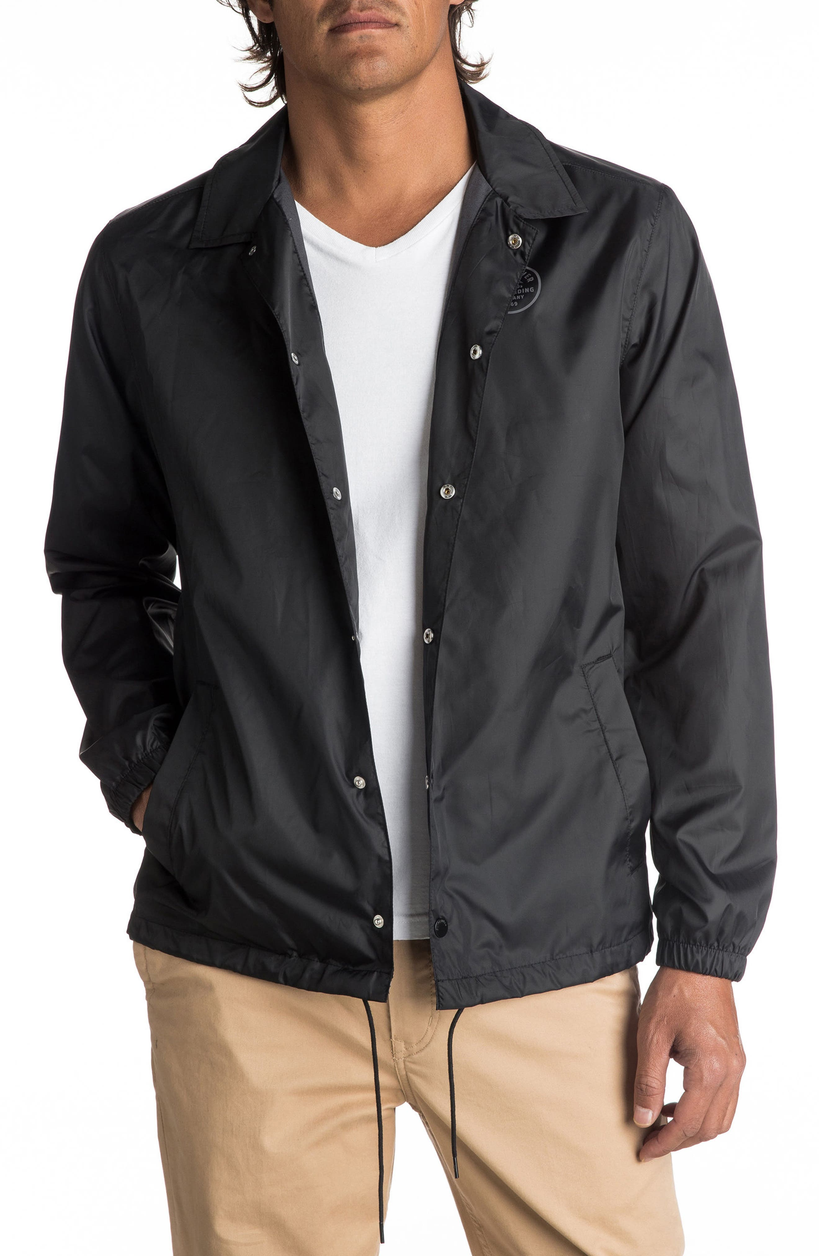 Alternate Image 1 Selected - Quiksilver Surf Coach's Jacket