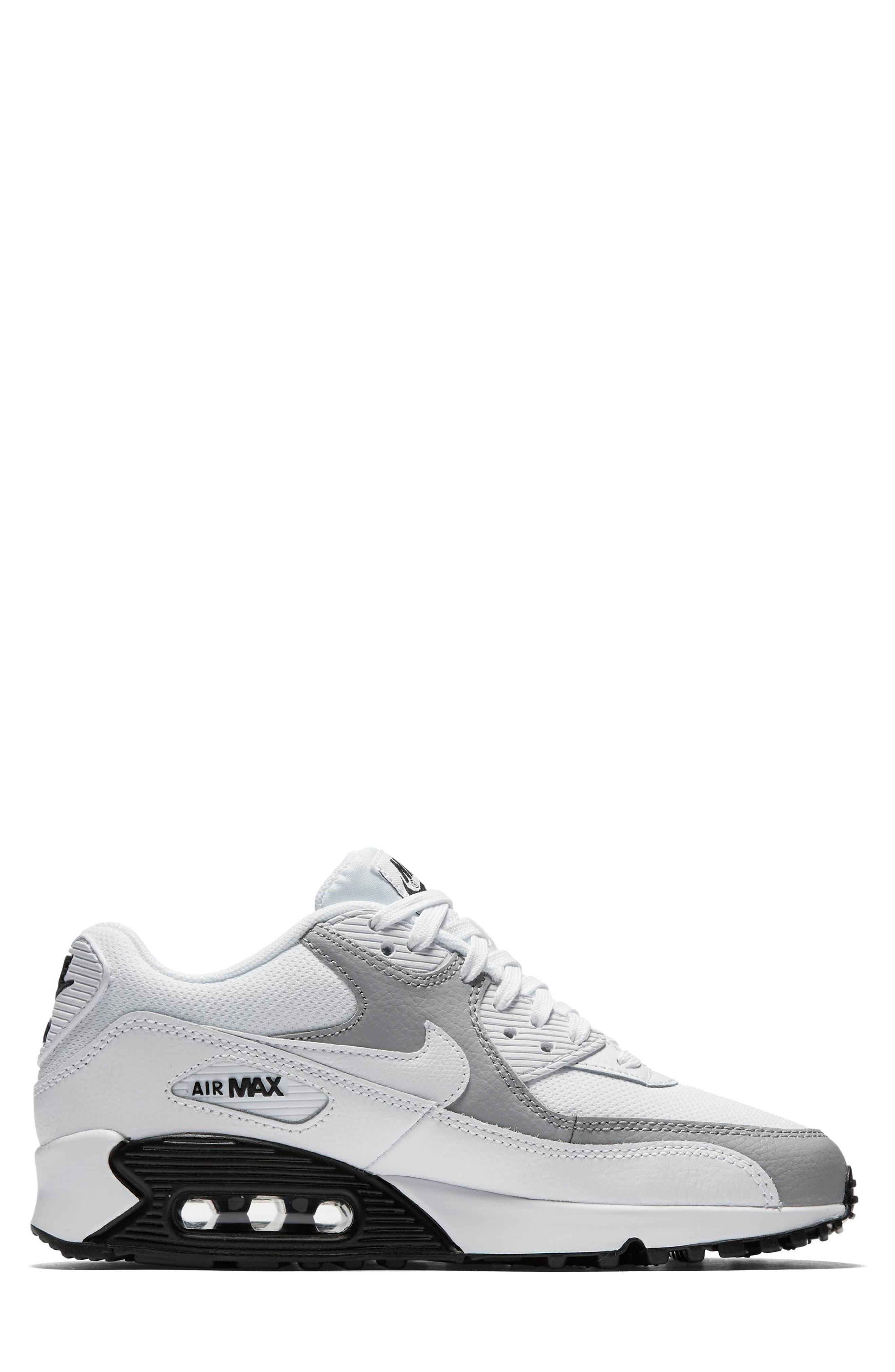 Alternate Image 5  - Nike Air Max 90 Sneaker (Women)