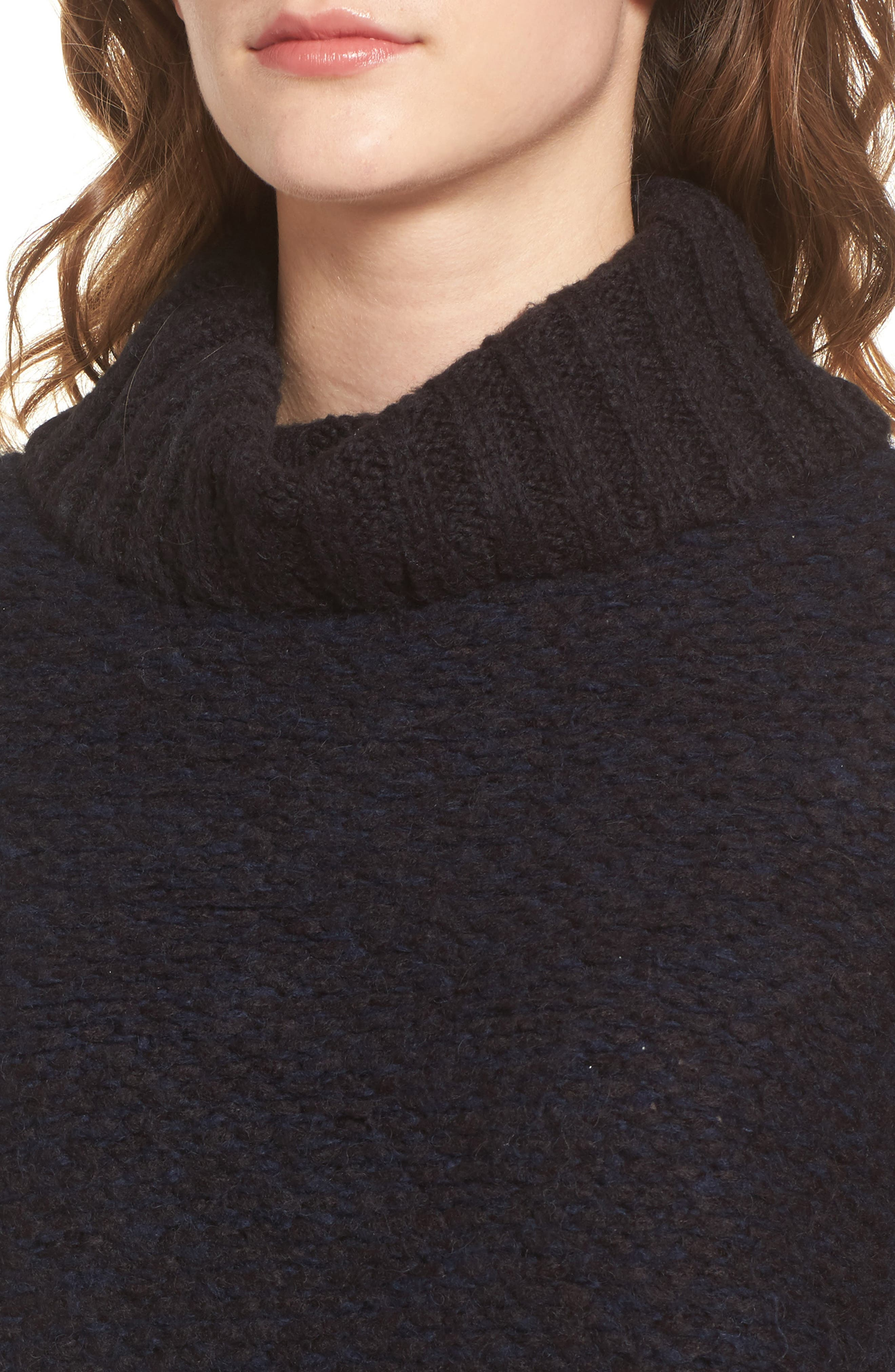 Alternate Image 4  - RVCA Kinks Turtleneck Sweater