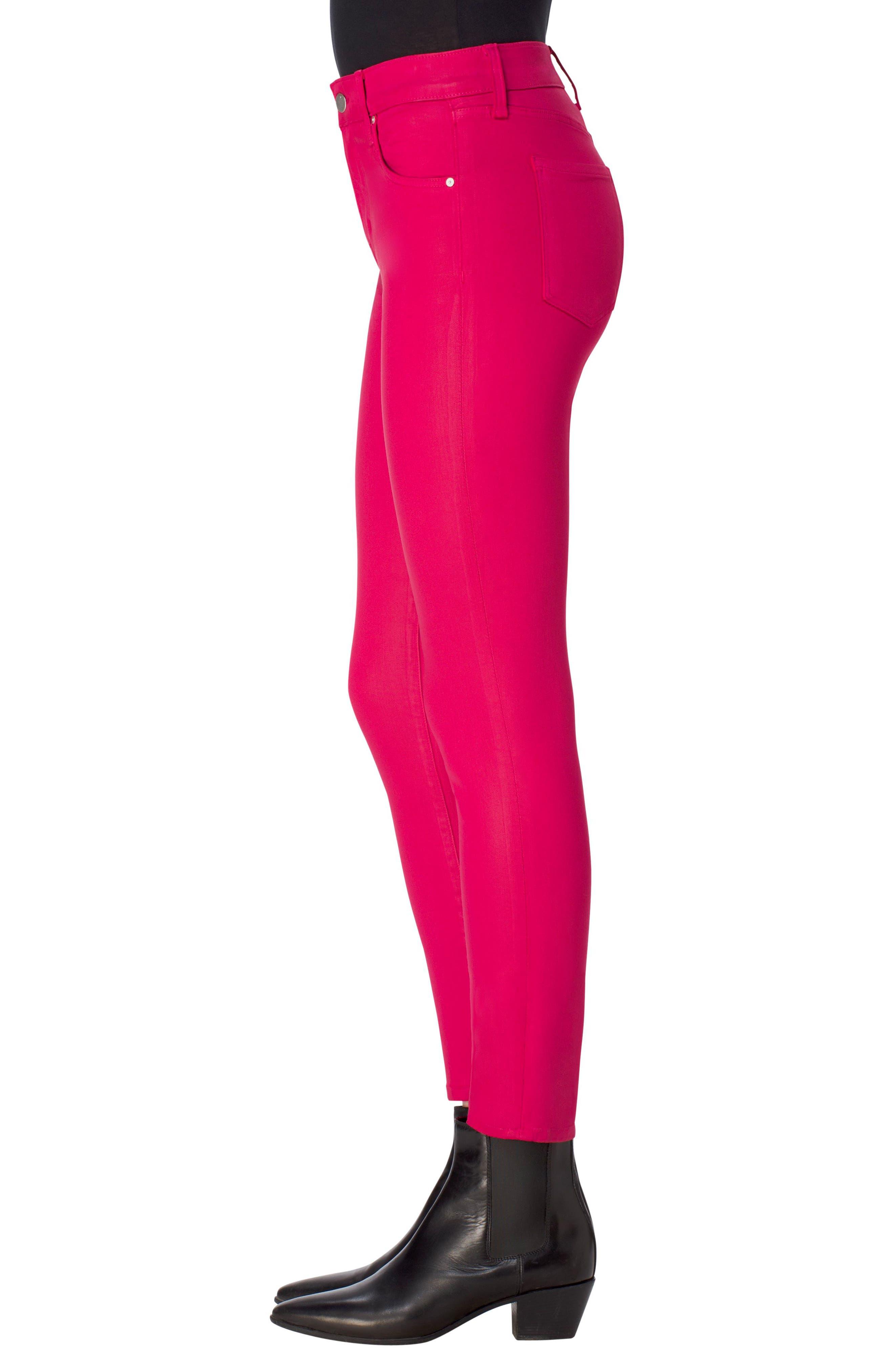 Alternate Image 3  - J Brand Alana High Waist Crop Skinny Jeans