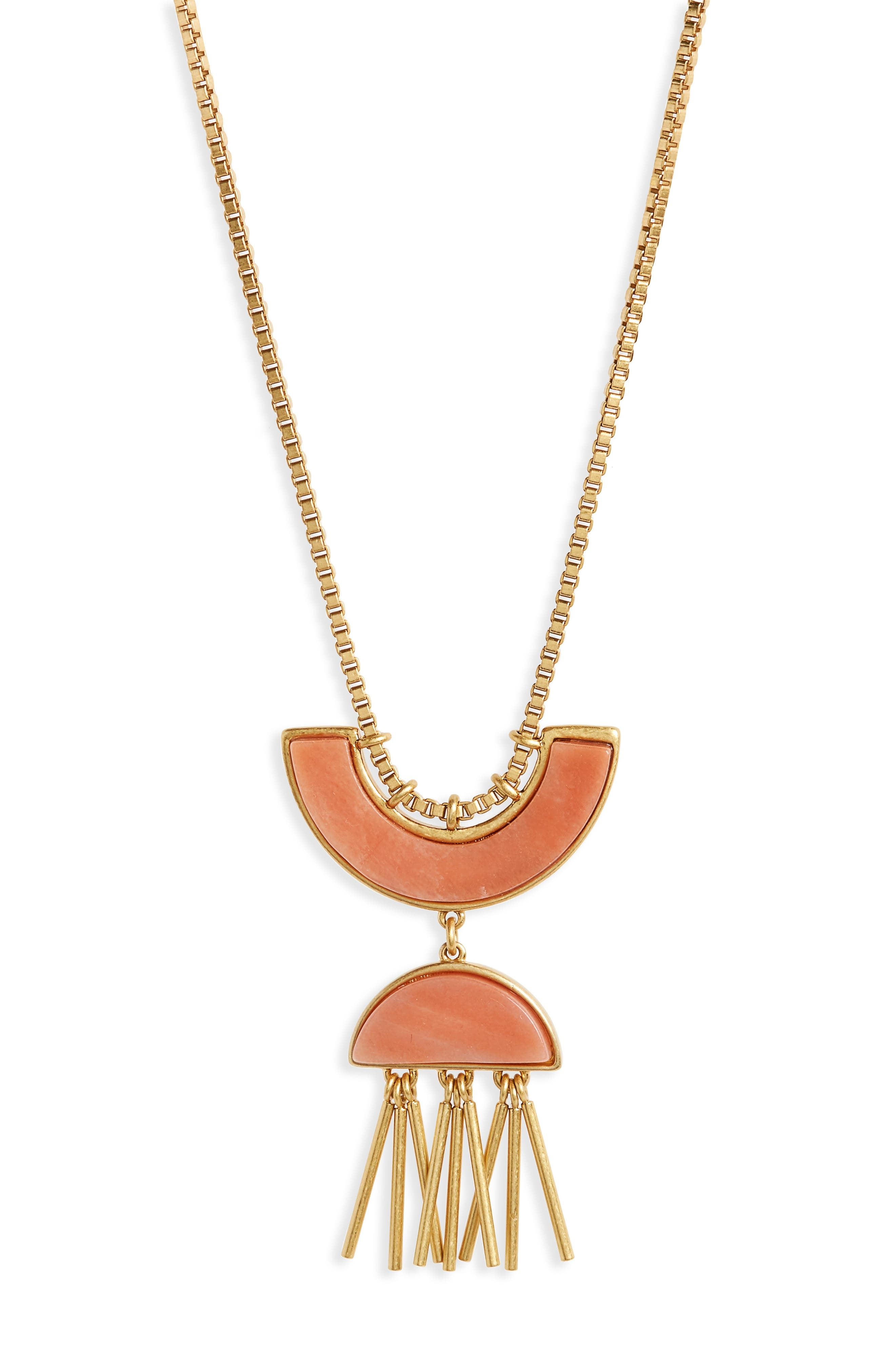 Main Image - Madewell Concept Pendant Necklace