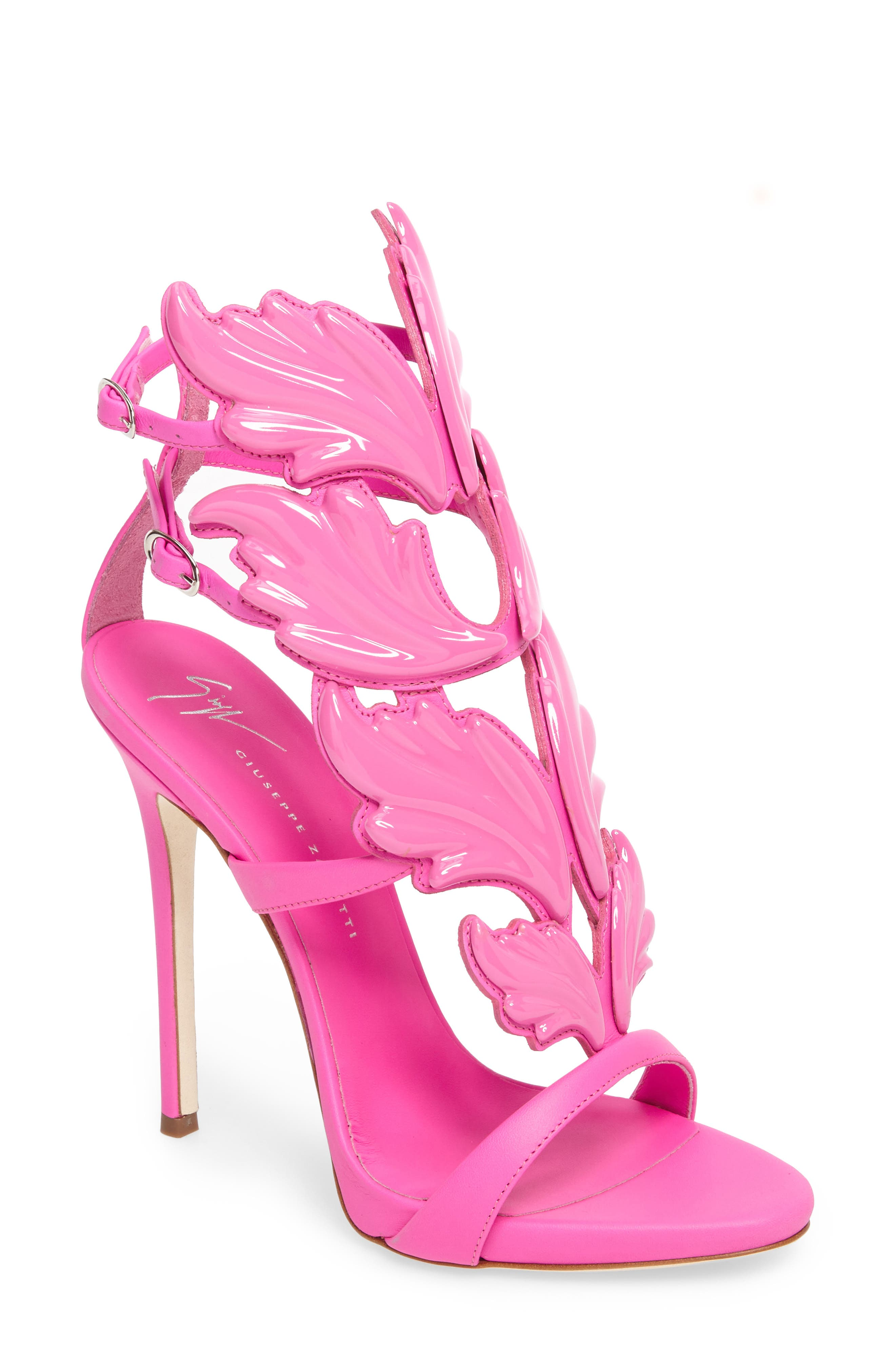 Main Image - Giuseppe Zanotti 'Cruel' Wing Sandal (Women)