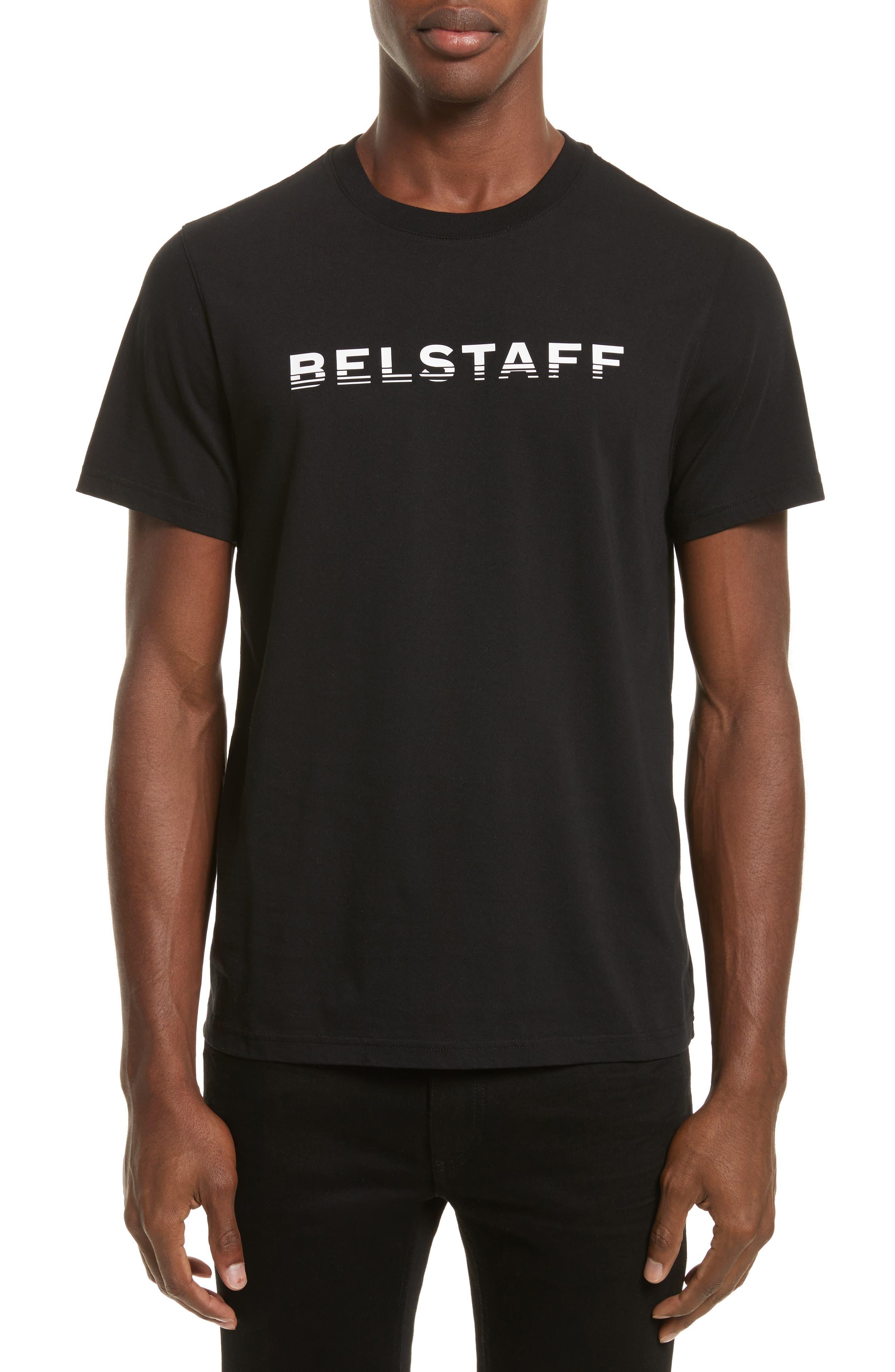 Logo Graphic T-Shirt,                             Main thumbnail 1, color,                             Black
