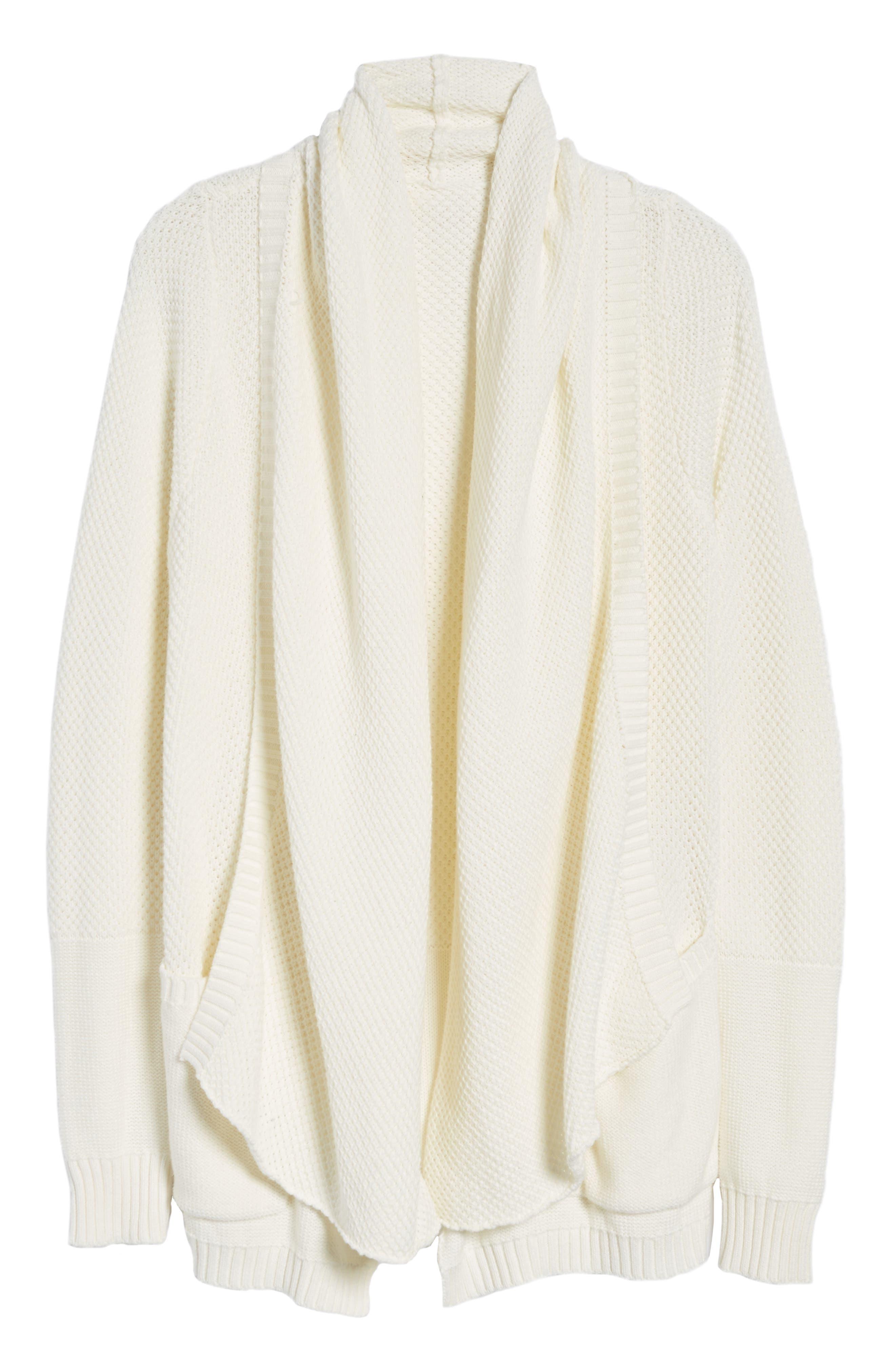 Alternate Image 6  - Rip Curl Brunswick Cotton Cardigan