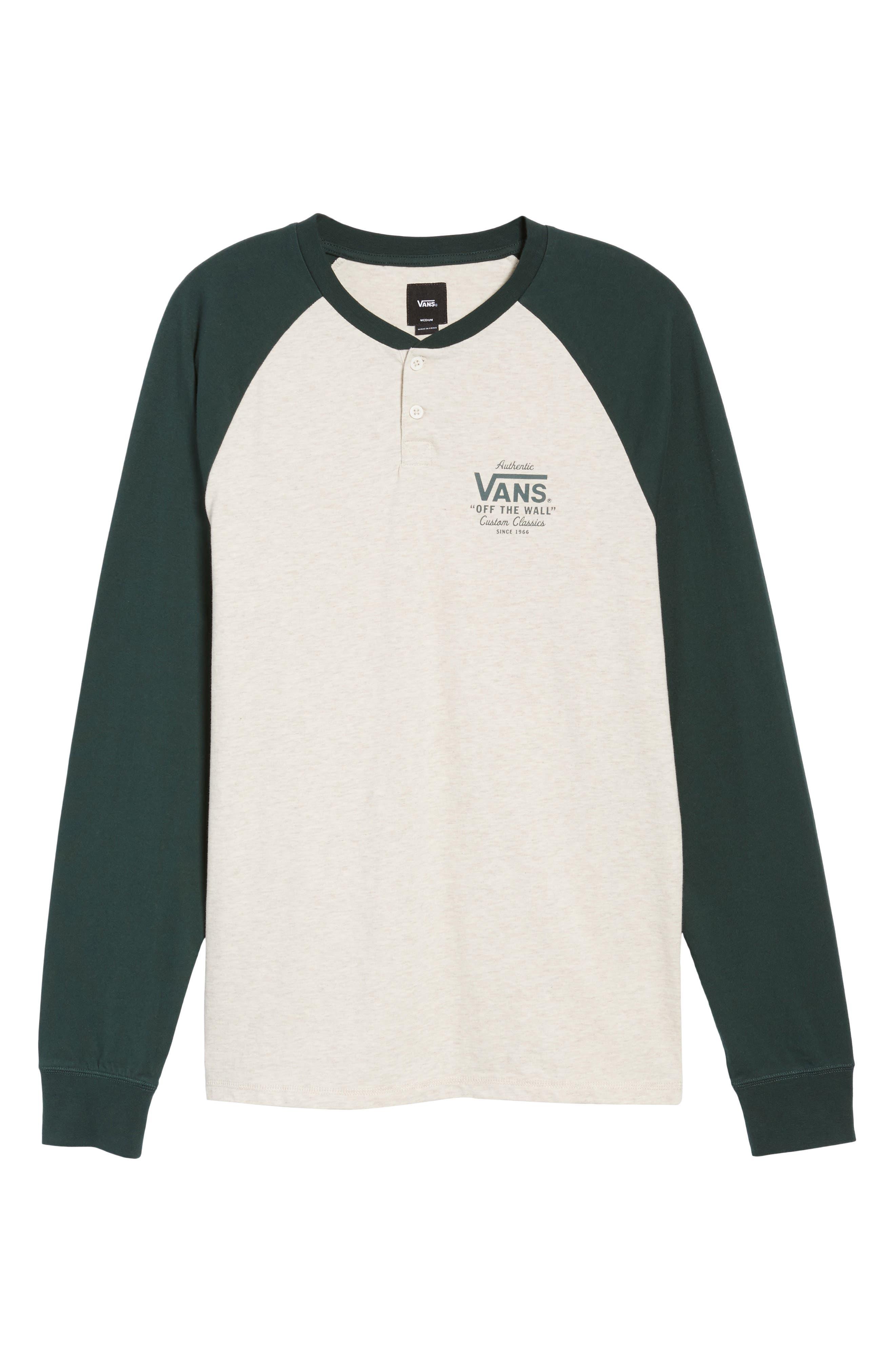 Alternate Image 6  - Vans Denton Graphic T-Shirt