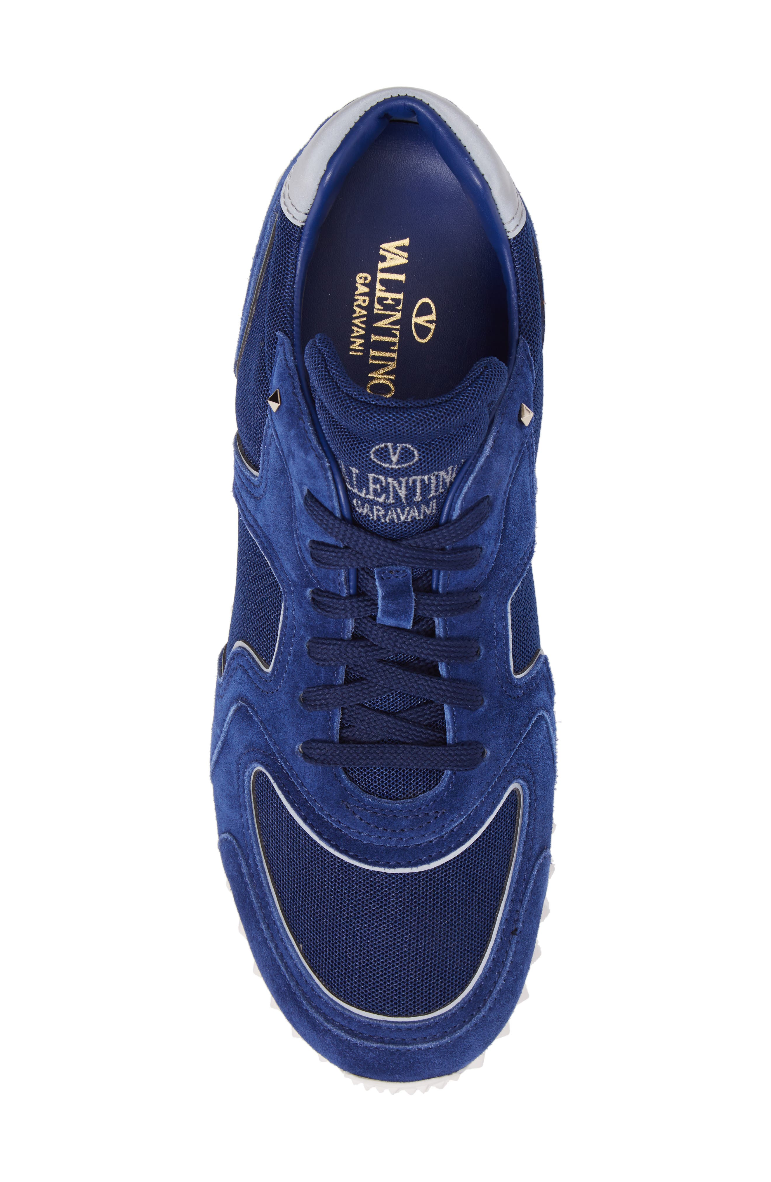 Soul AM Sneaker,                             Alternate thumbnail 5, color,                             Blue Royal/ Blue Royal
