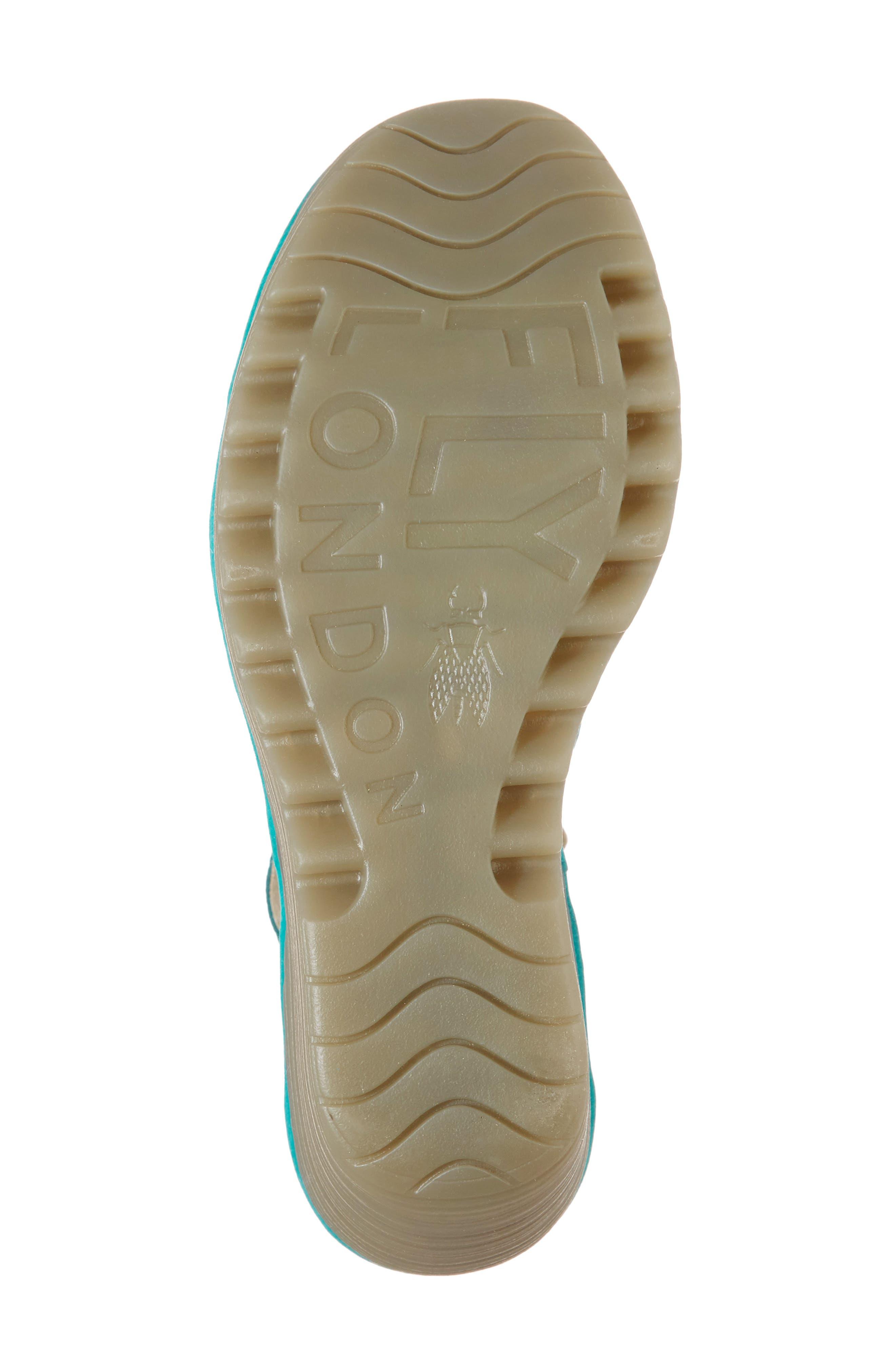 Alternate Image 6  - Fly London 'Yuke' Platform Wedge Sandal (Women)