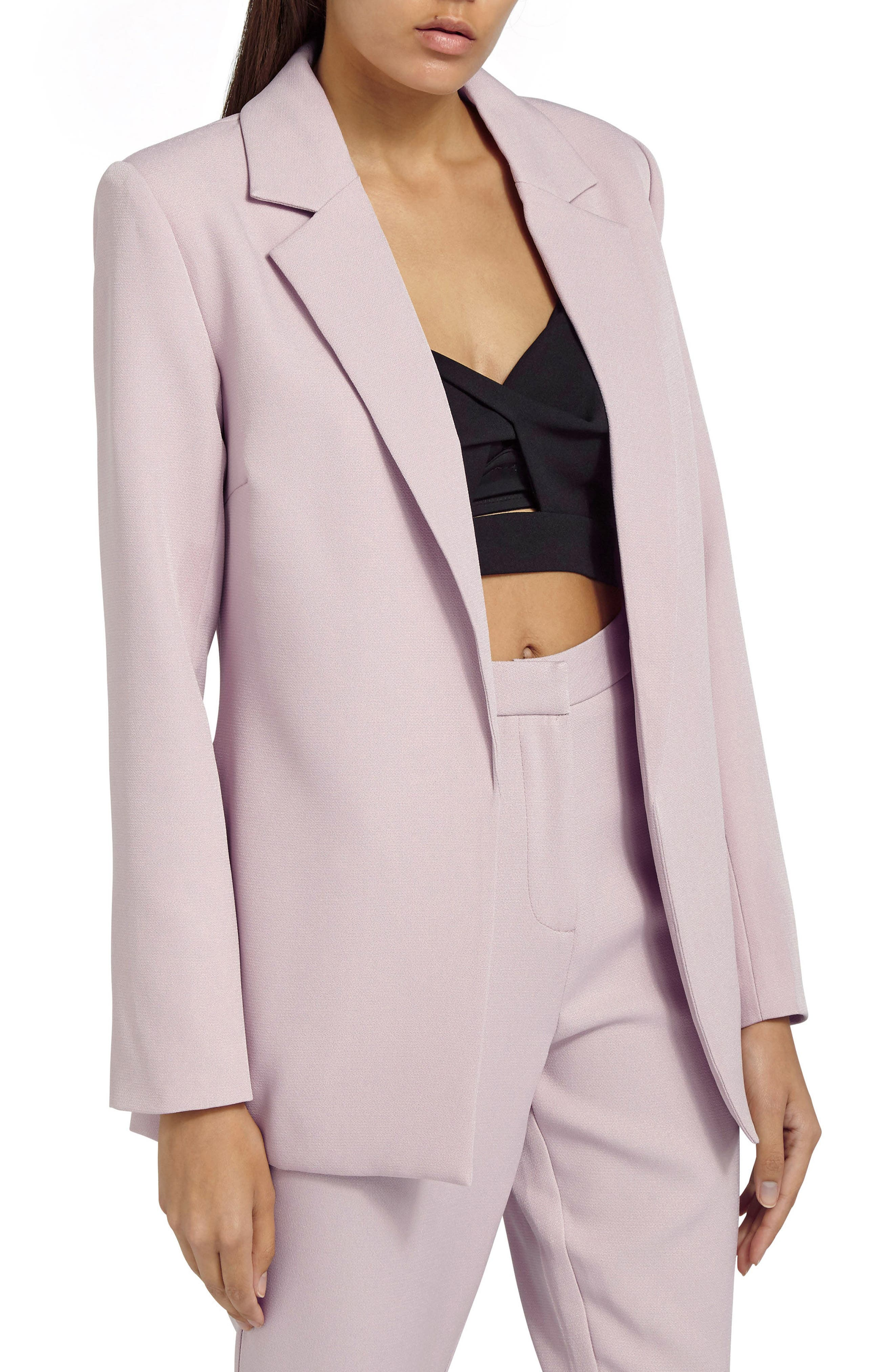Missguided Boyfriend Blazer