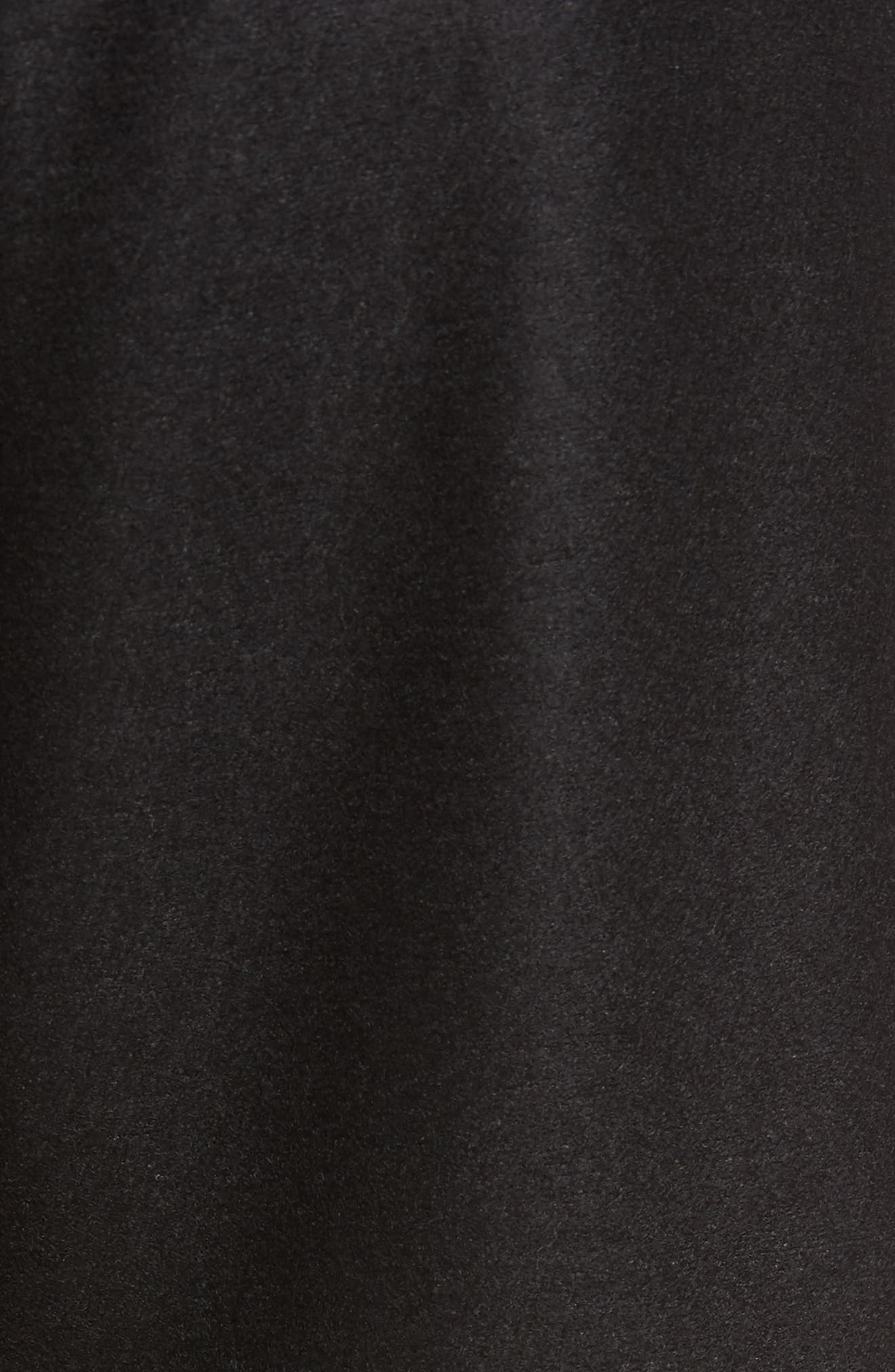 Drawstring Waist Pants,                             Alternate thumbnail 5, color,                             Black