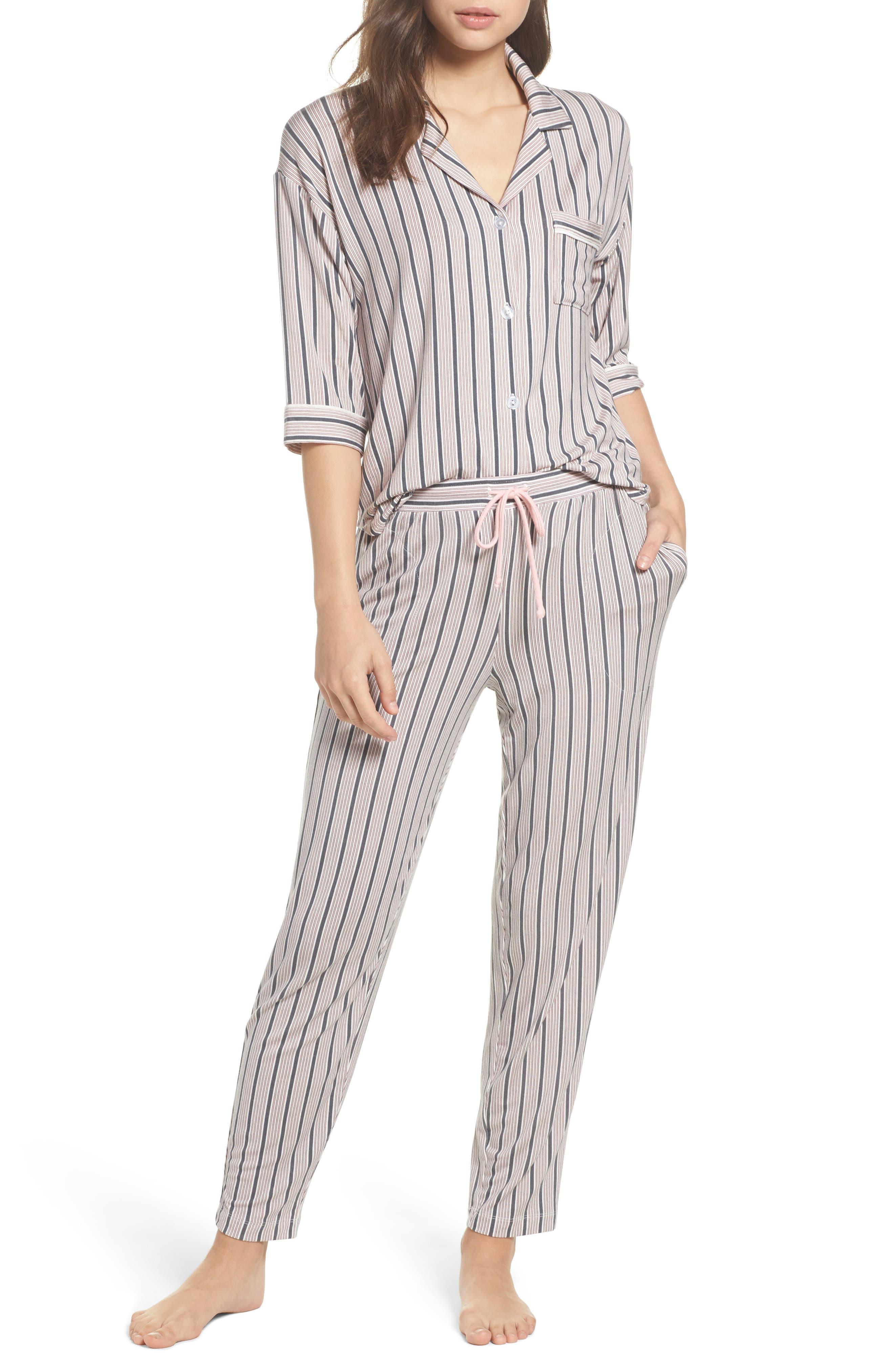 DKNY Jersey Pajamas