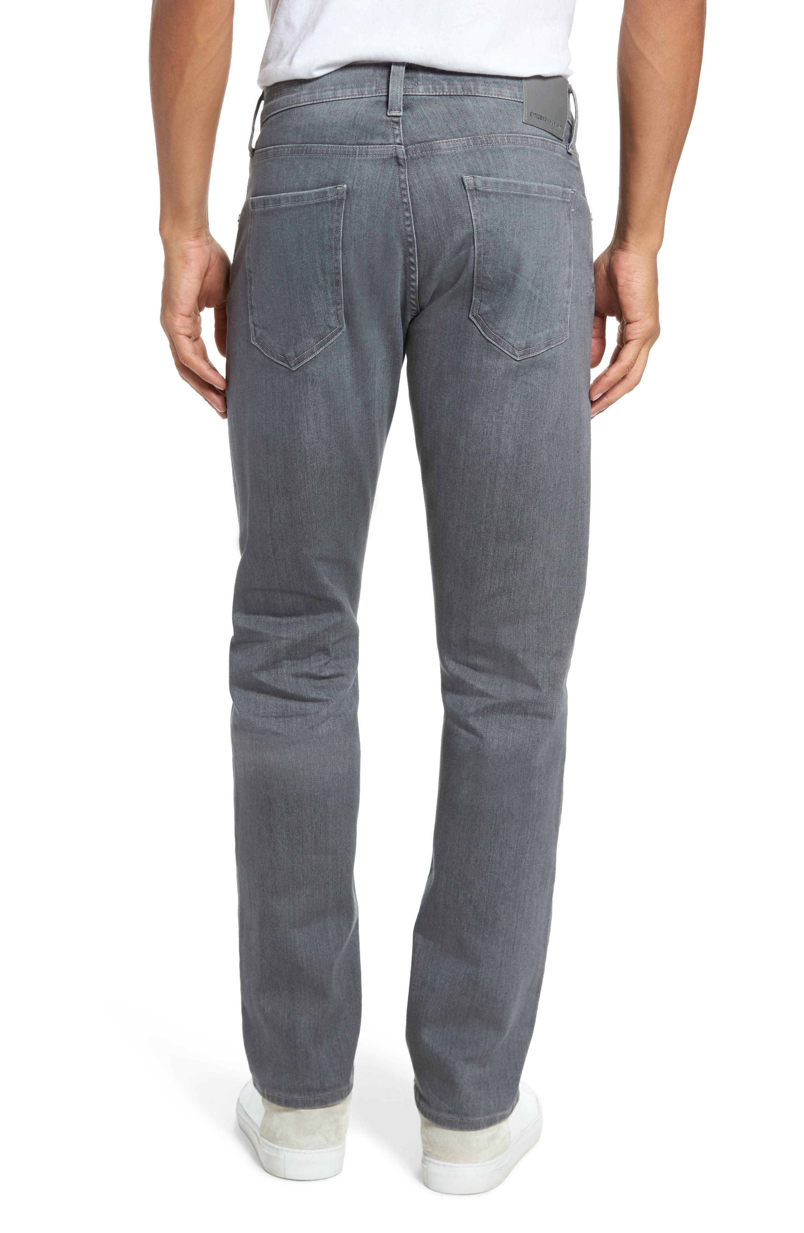 Alternate Image 2  - Citizens of Humanity PERFORM - Gage Slim Straight Fit Jeans (Gull Grey)