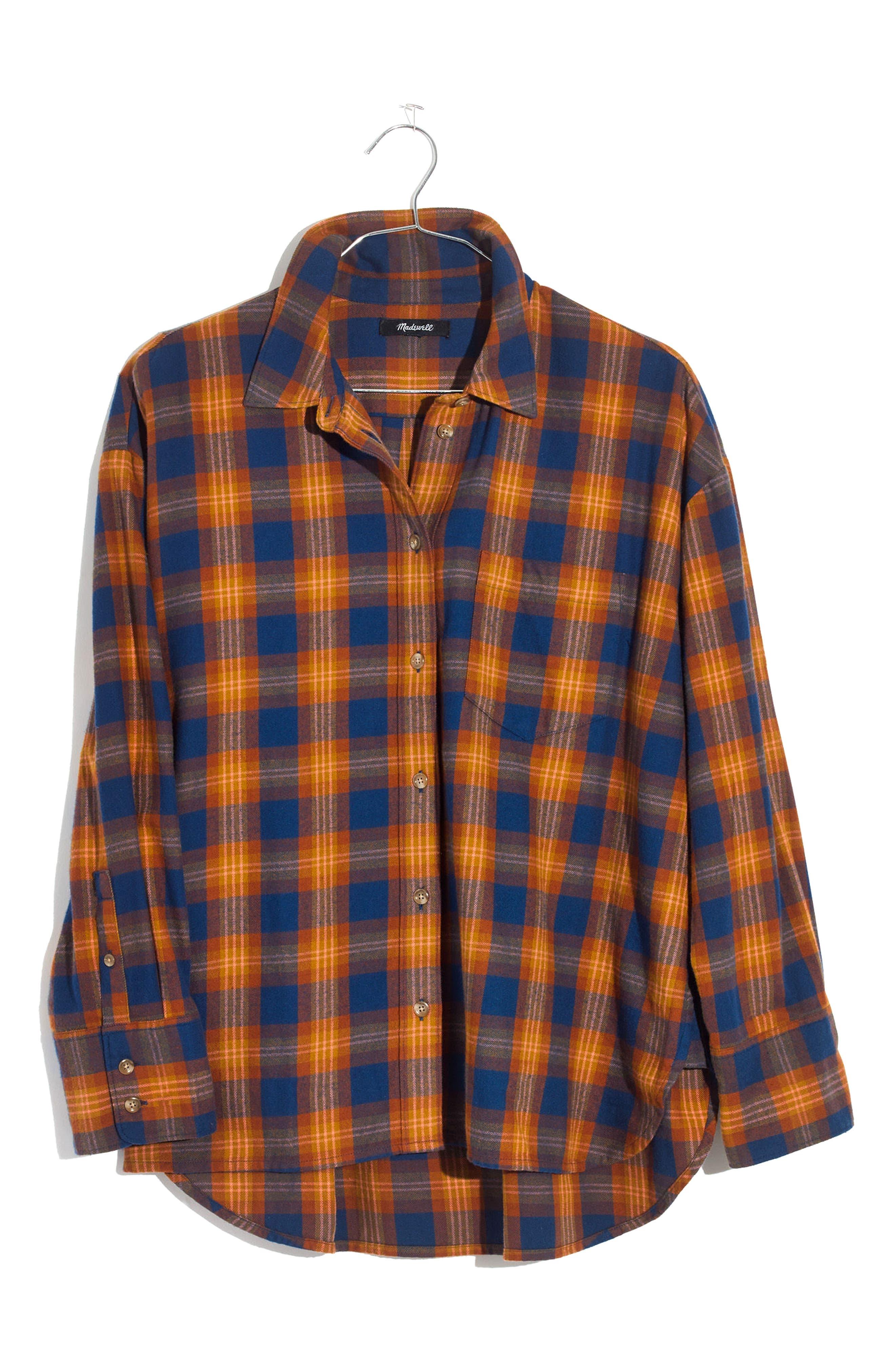 Alternate Image 4  - Madewell Westward Ardan Plaid Shirt