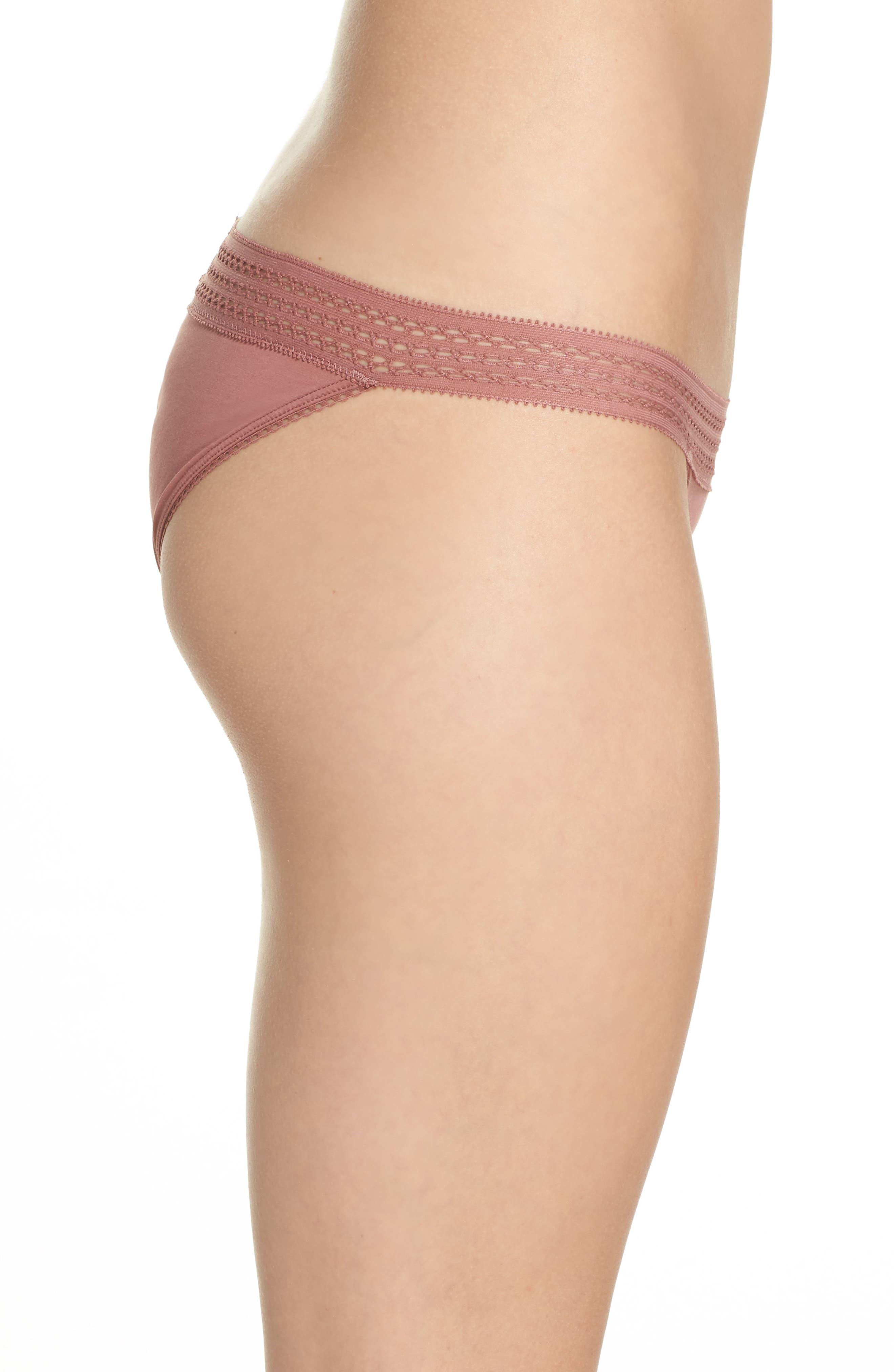 Alternate Image 3  - DKNY Bikini (3 for $33)
