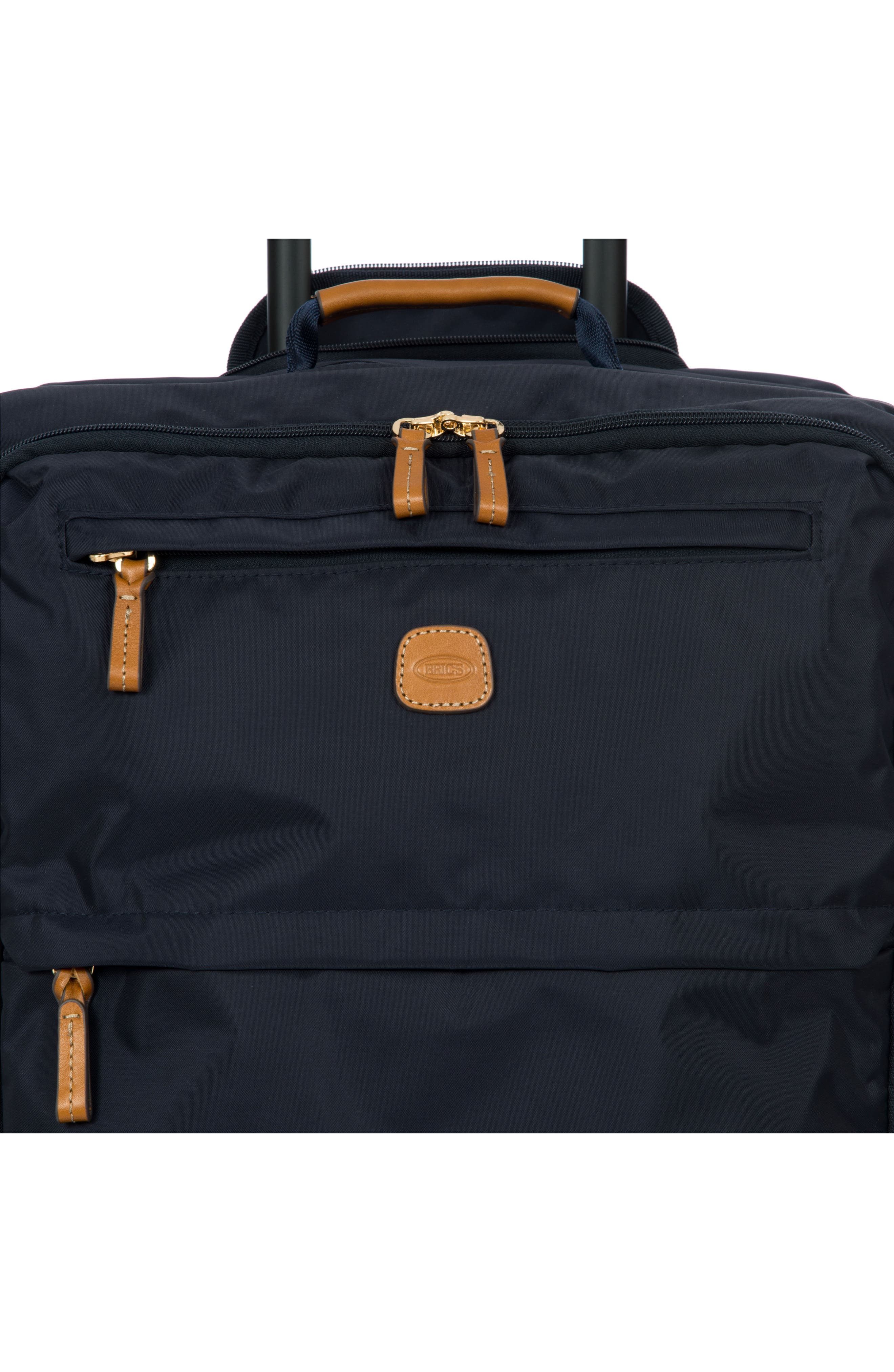 X-Bag 25-Inch Spinner Suitcase,                             Alternate thumbnail 7, color,                             Navy
