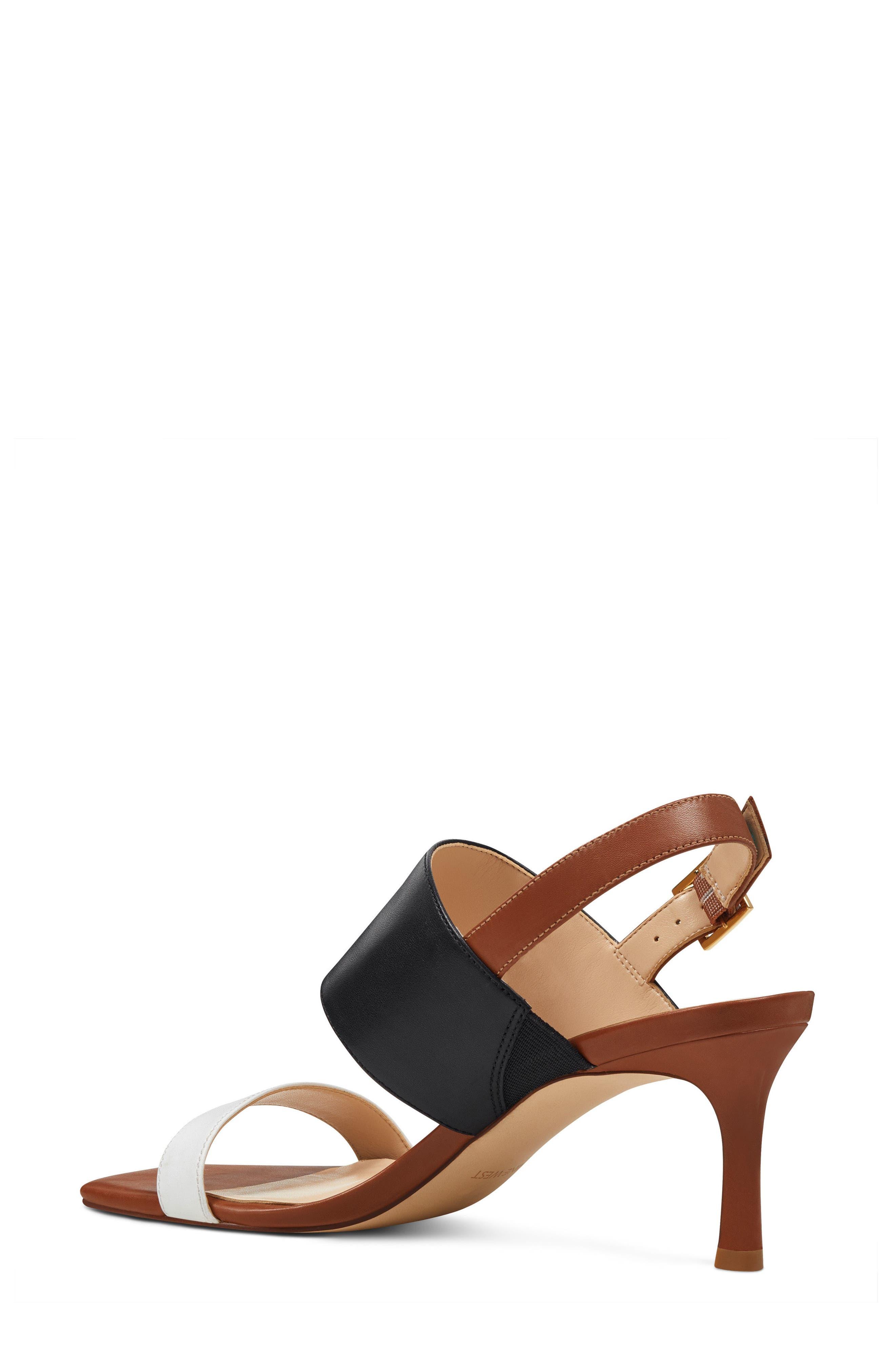 Alternate Image 2  - Nine West Orilla Slingback Sandal (Women)