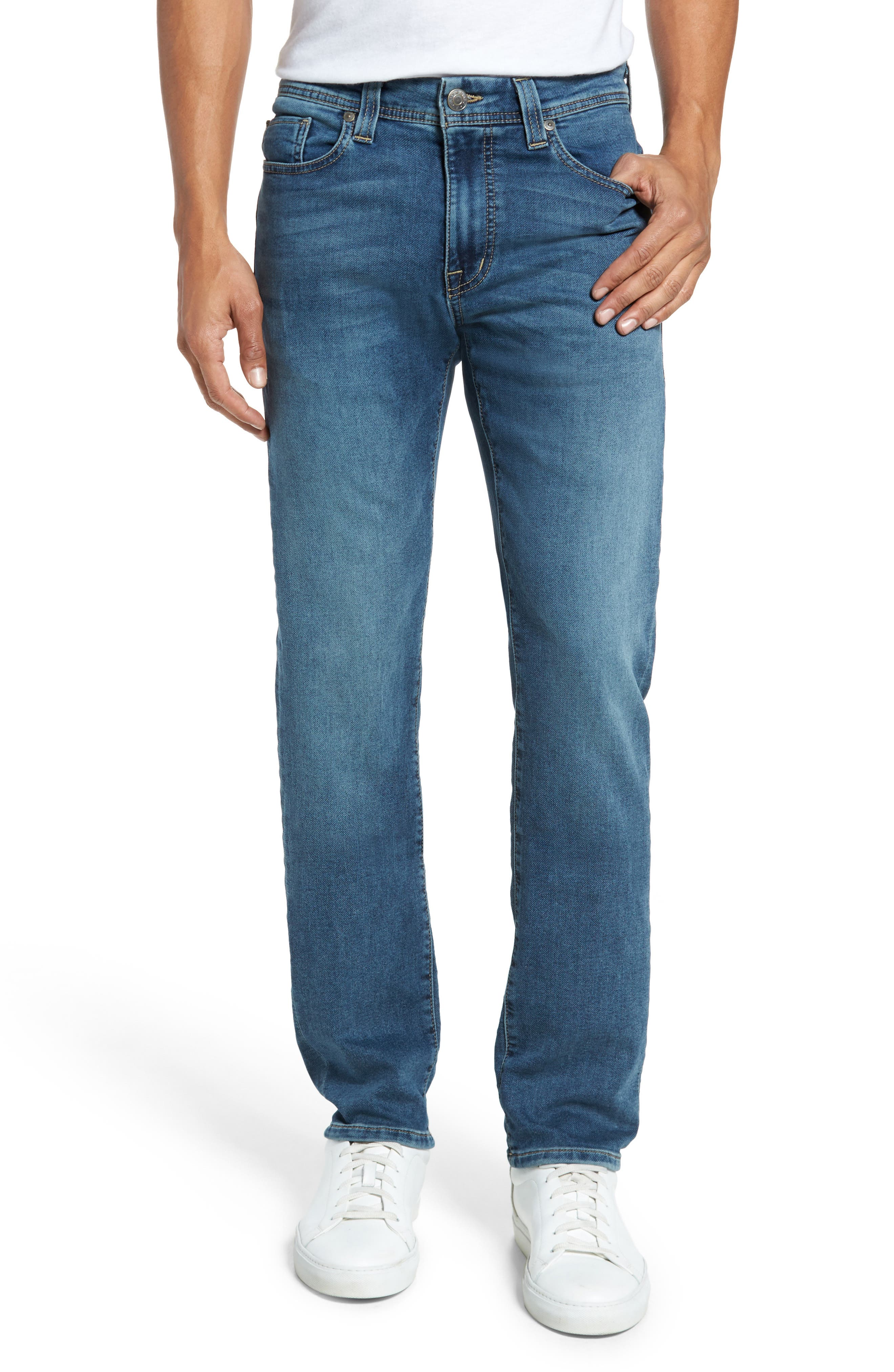 Fidelity Denim Torino Slim Fit Jeans (Vox Vintage)