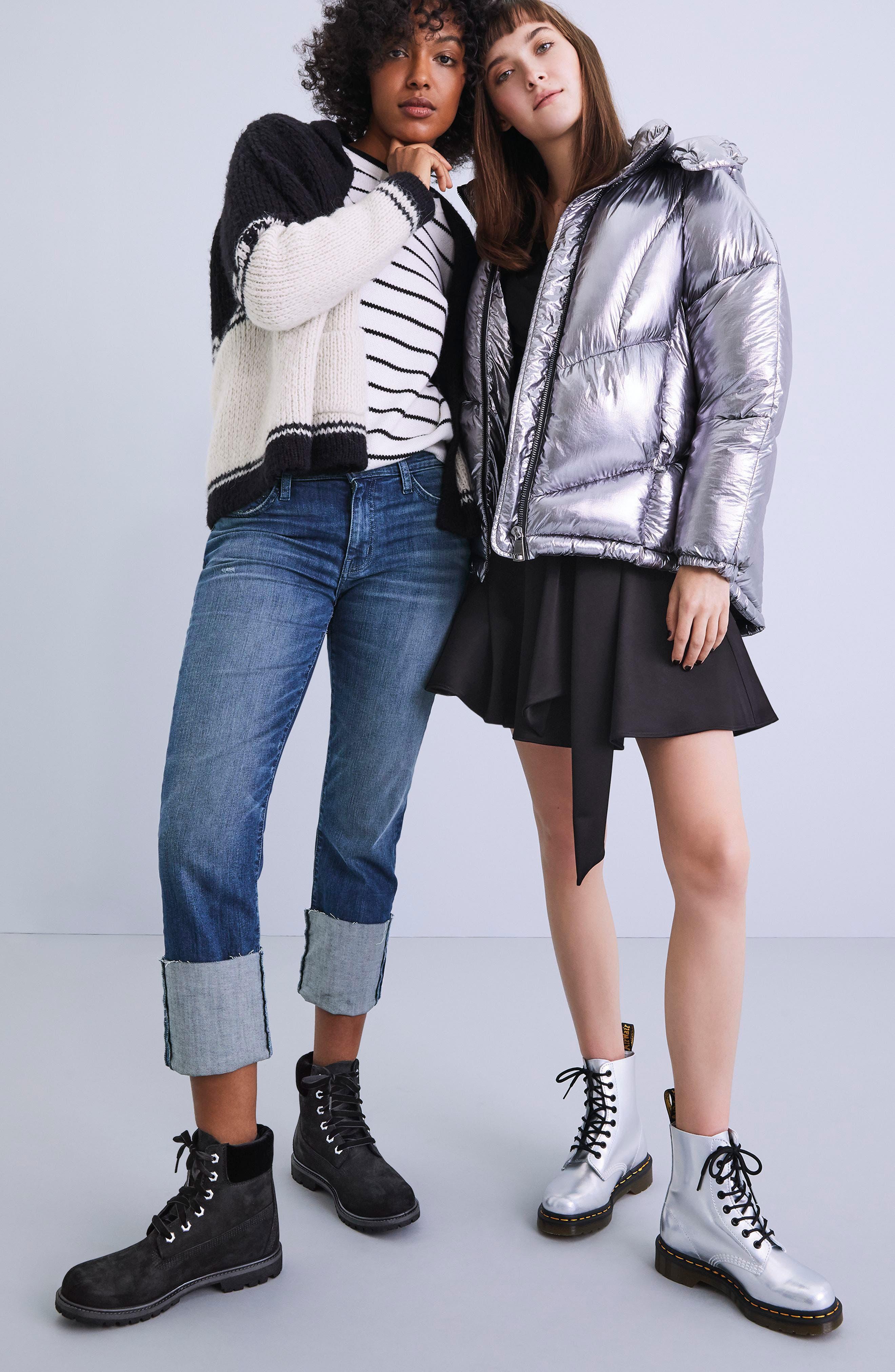 Alternate Image 2  - Alice + Olivia Helina Miniskirt