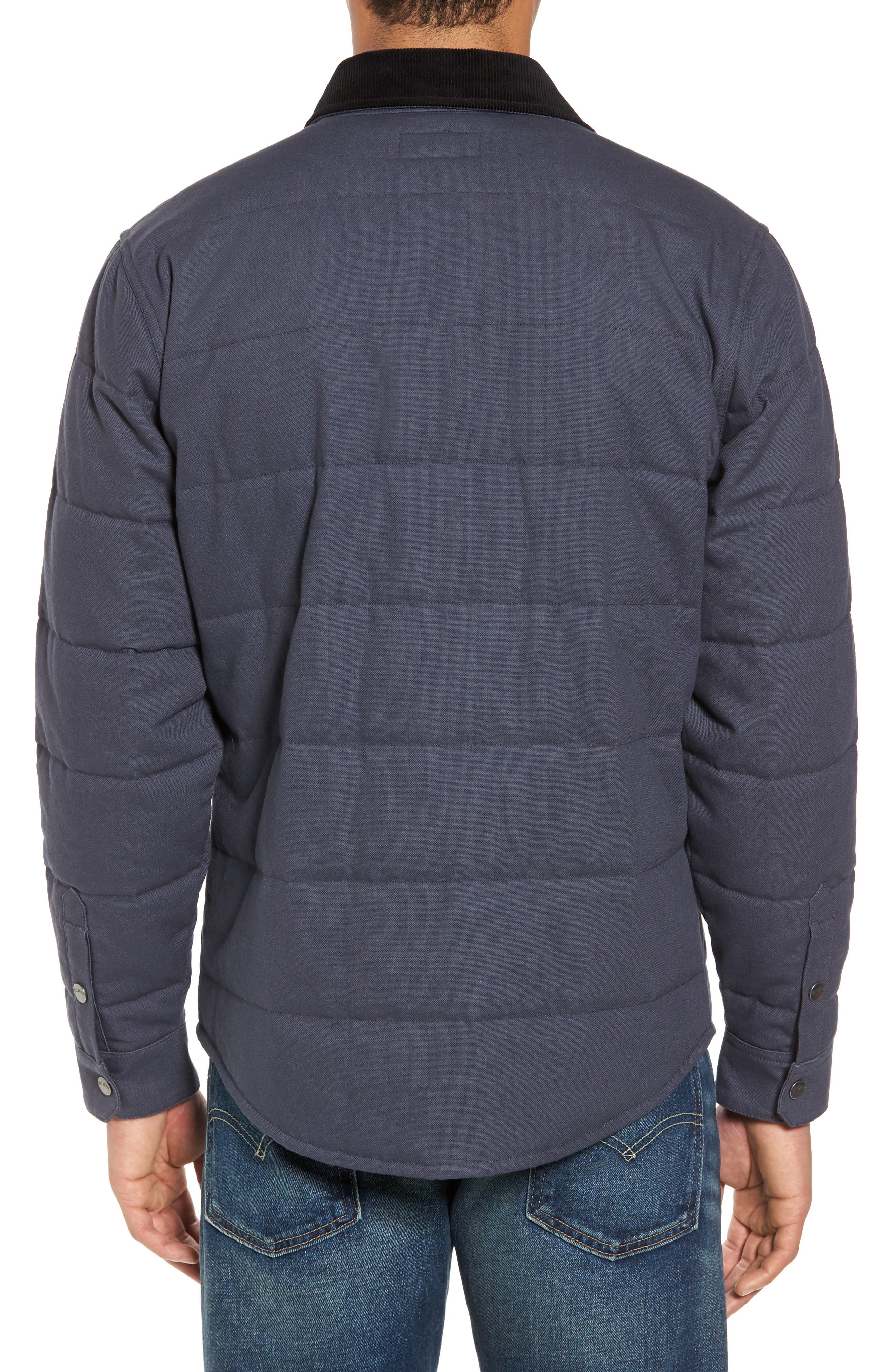 Alternate Image 2  - Brixton 'Cass' Quilted Jacket