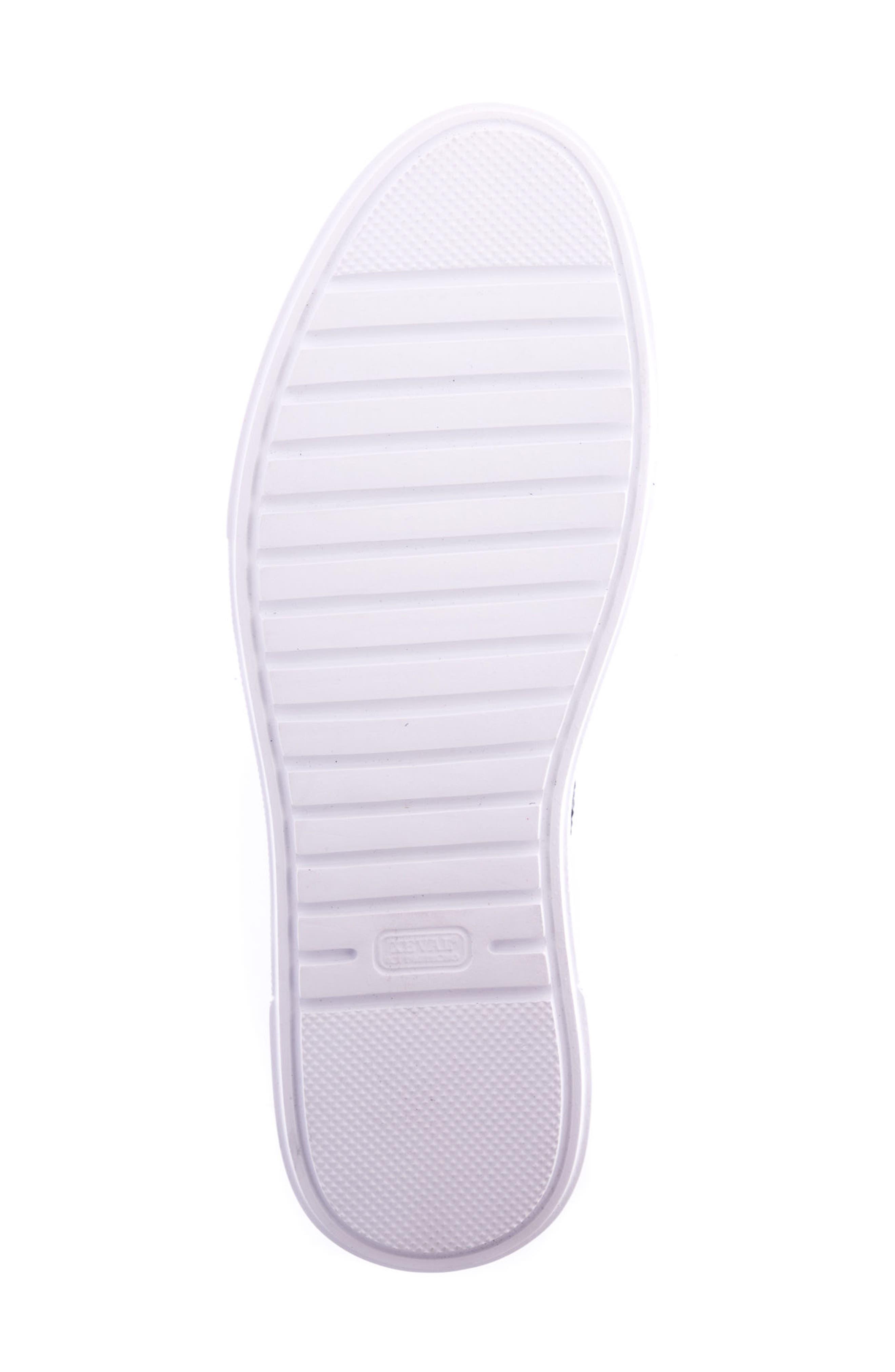 Alternate Image 6  - Jared Lang Justin Perforated Sneaker (Men)