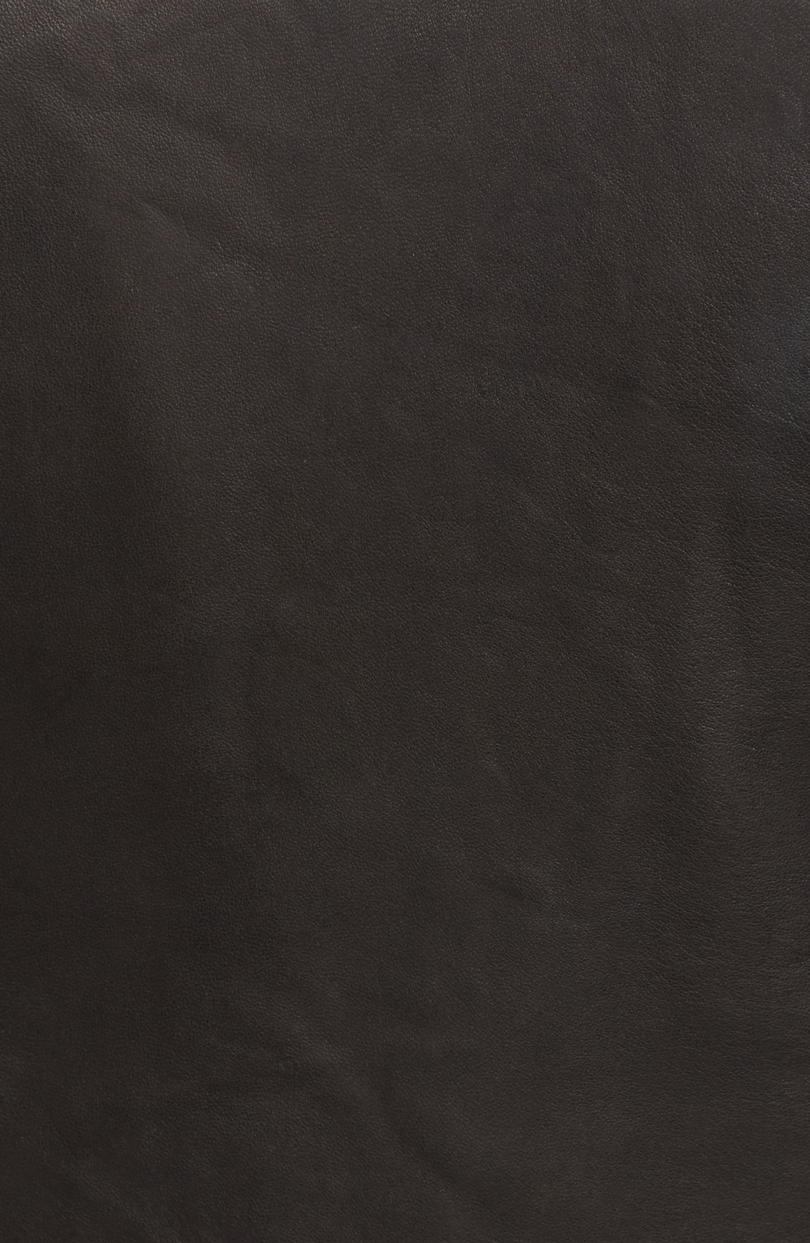 Alternate Image 5  - True Religion Brand Jeans Studded Leather Jacket