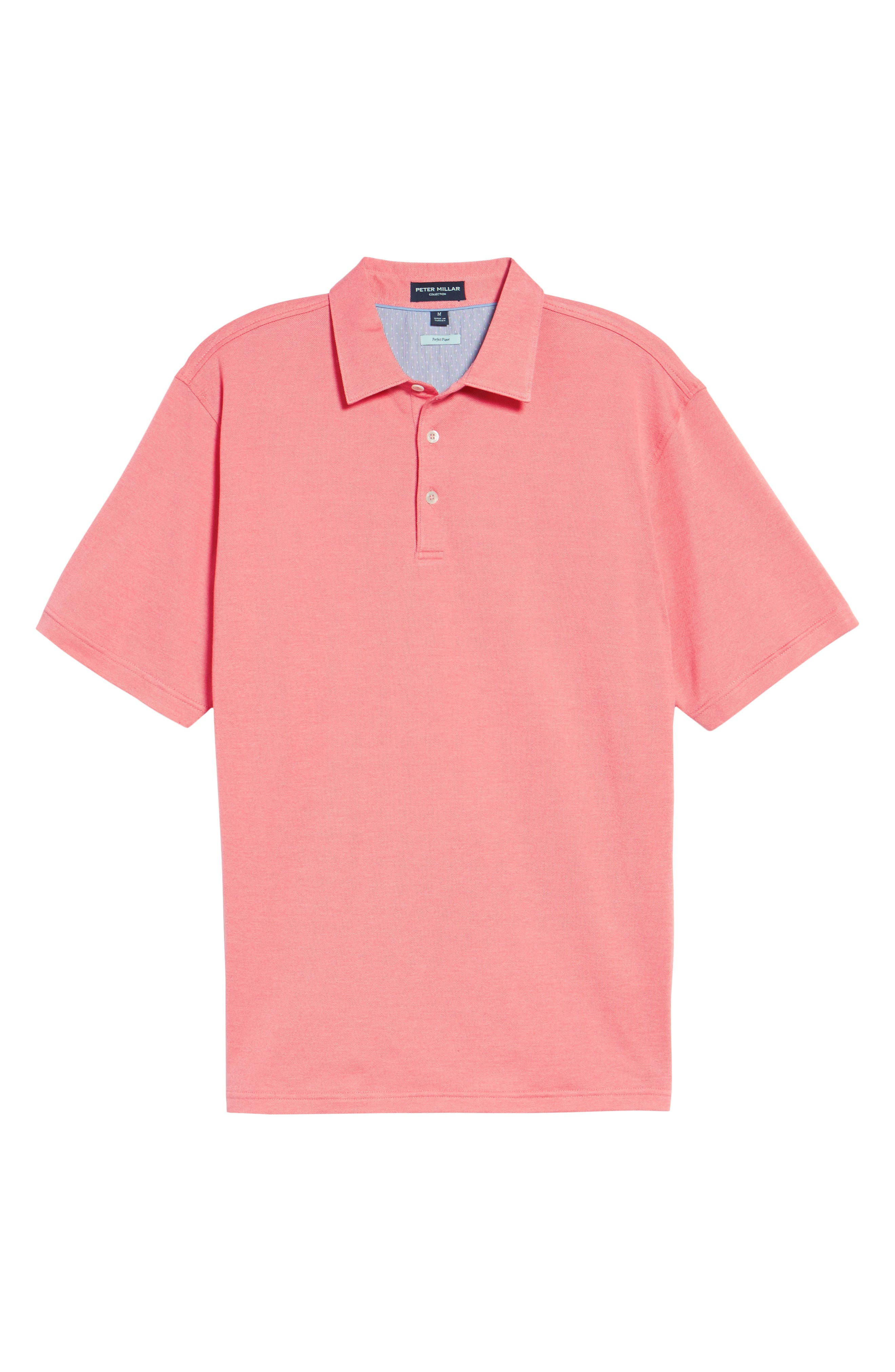 Alternate Image 6  - Peter Millar Collection The Perfect Piqué Polo
