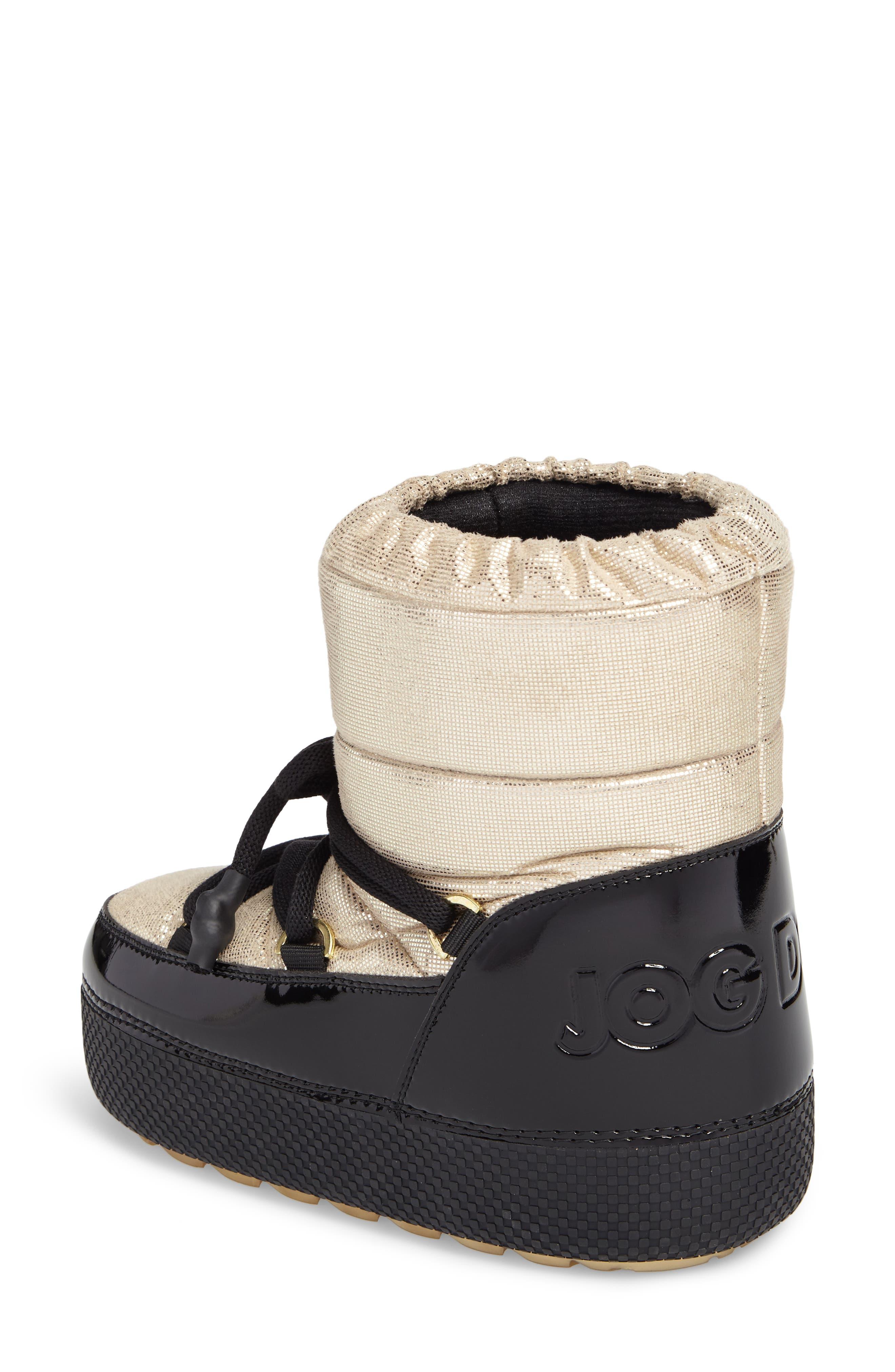 Alternate Image 2  - JOG DOG Gstaad Waterproof Boot (Women)