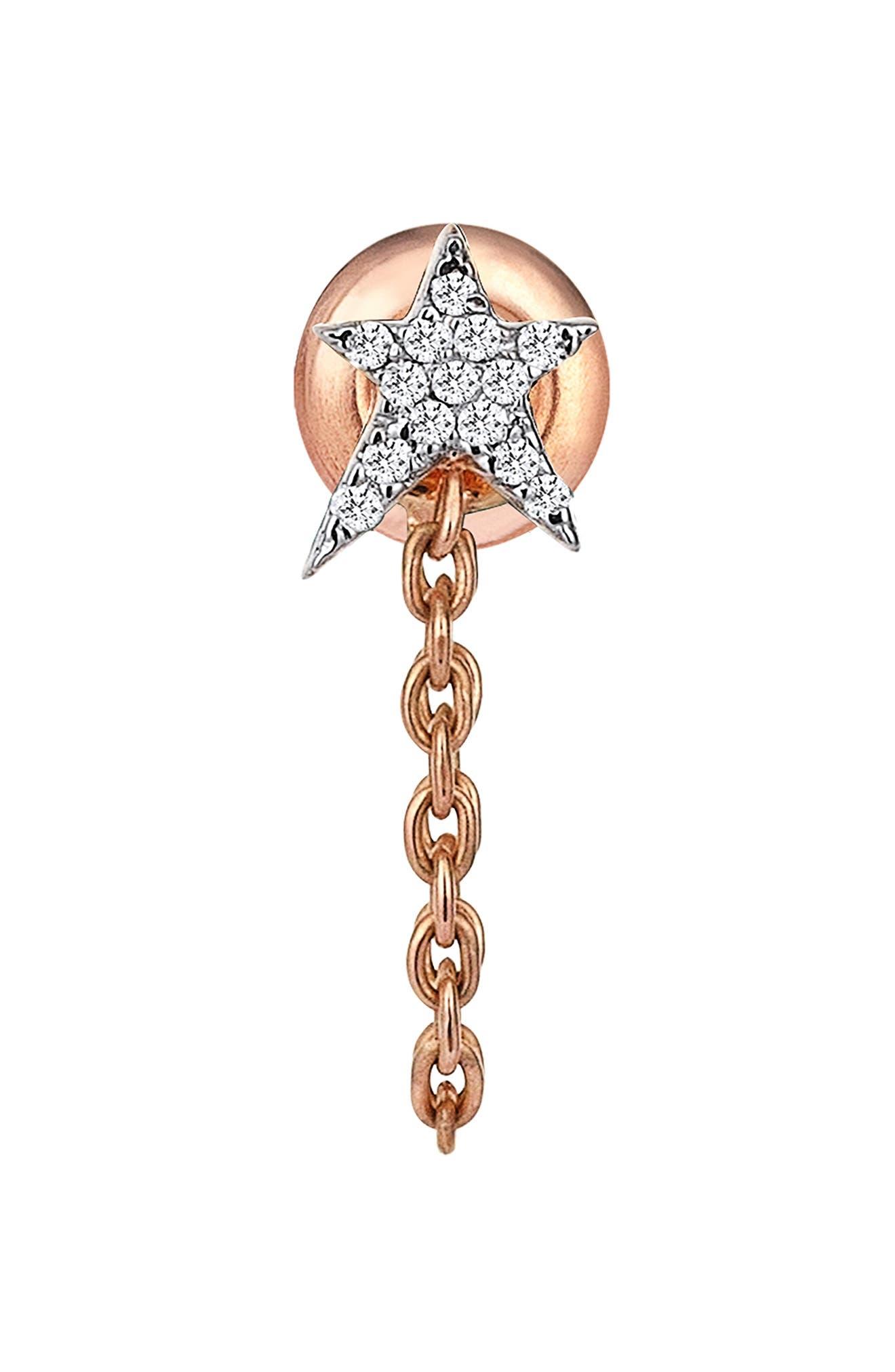 Kismet by Milka Diamond Earring