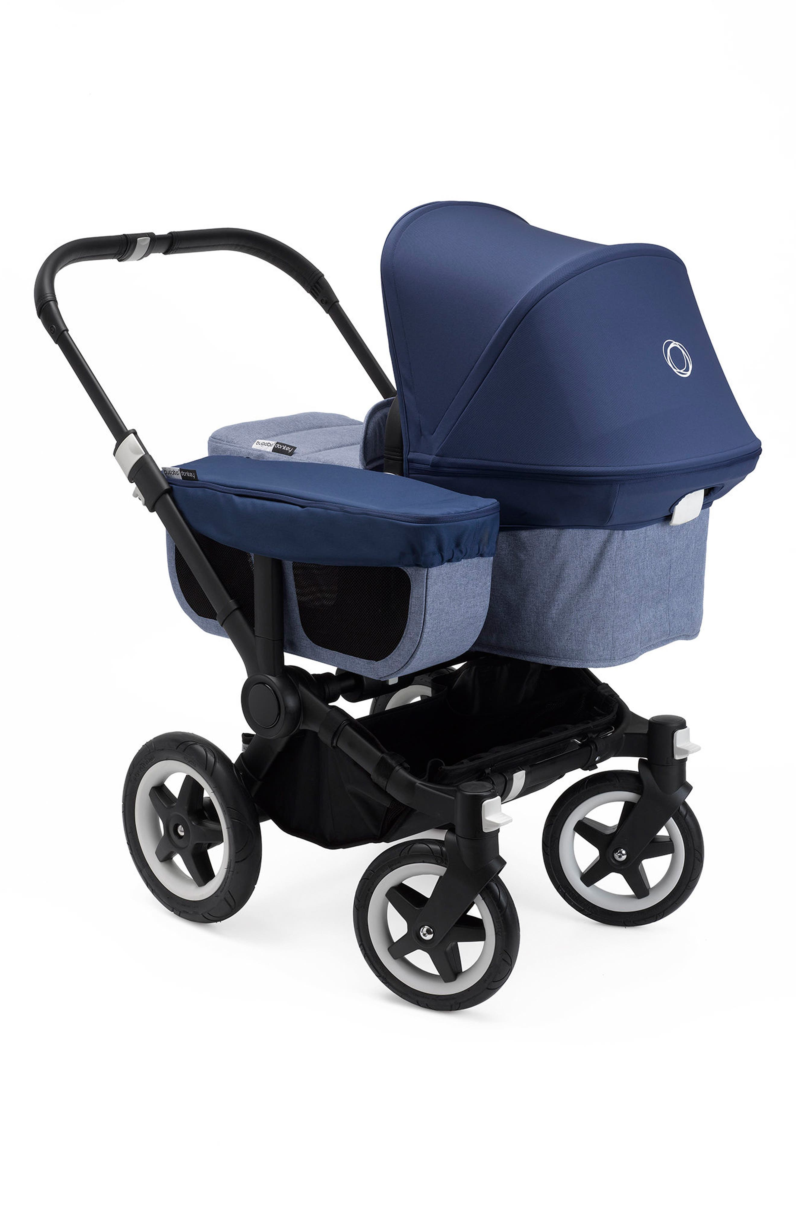 Alternate Image 3  - Bugaboo Donkey2 Mono Complete Stroller with Bassinet