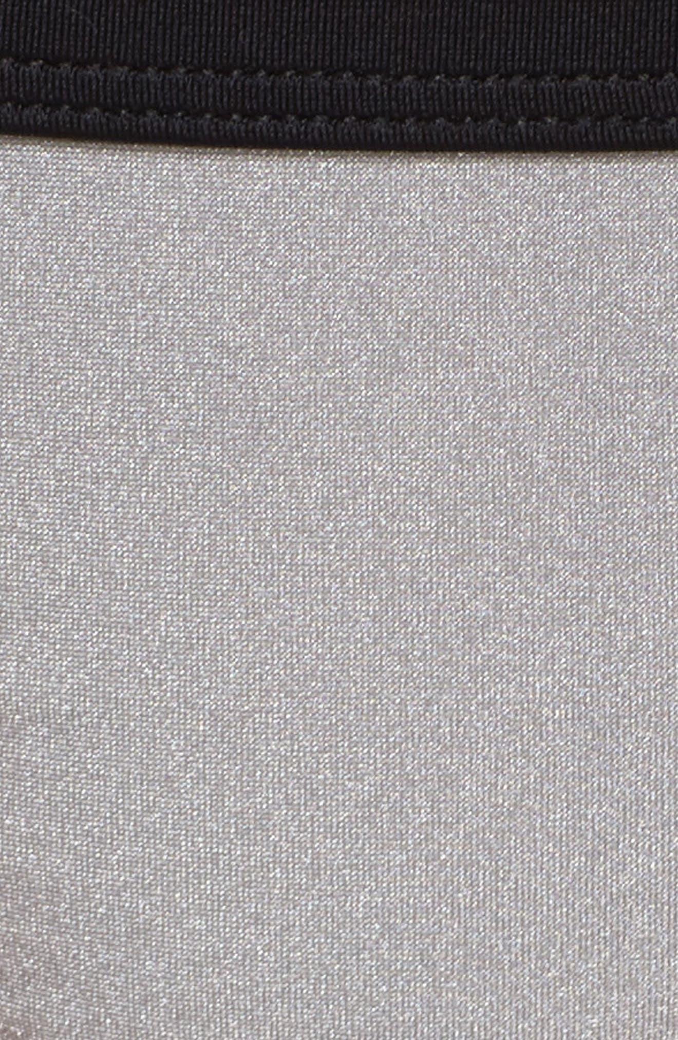 Seaway Fiji Bikini Bottoms,                             Alternate thumbnail 6, color,                             Silver