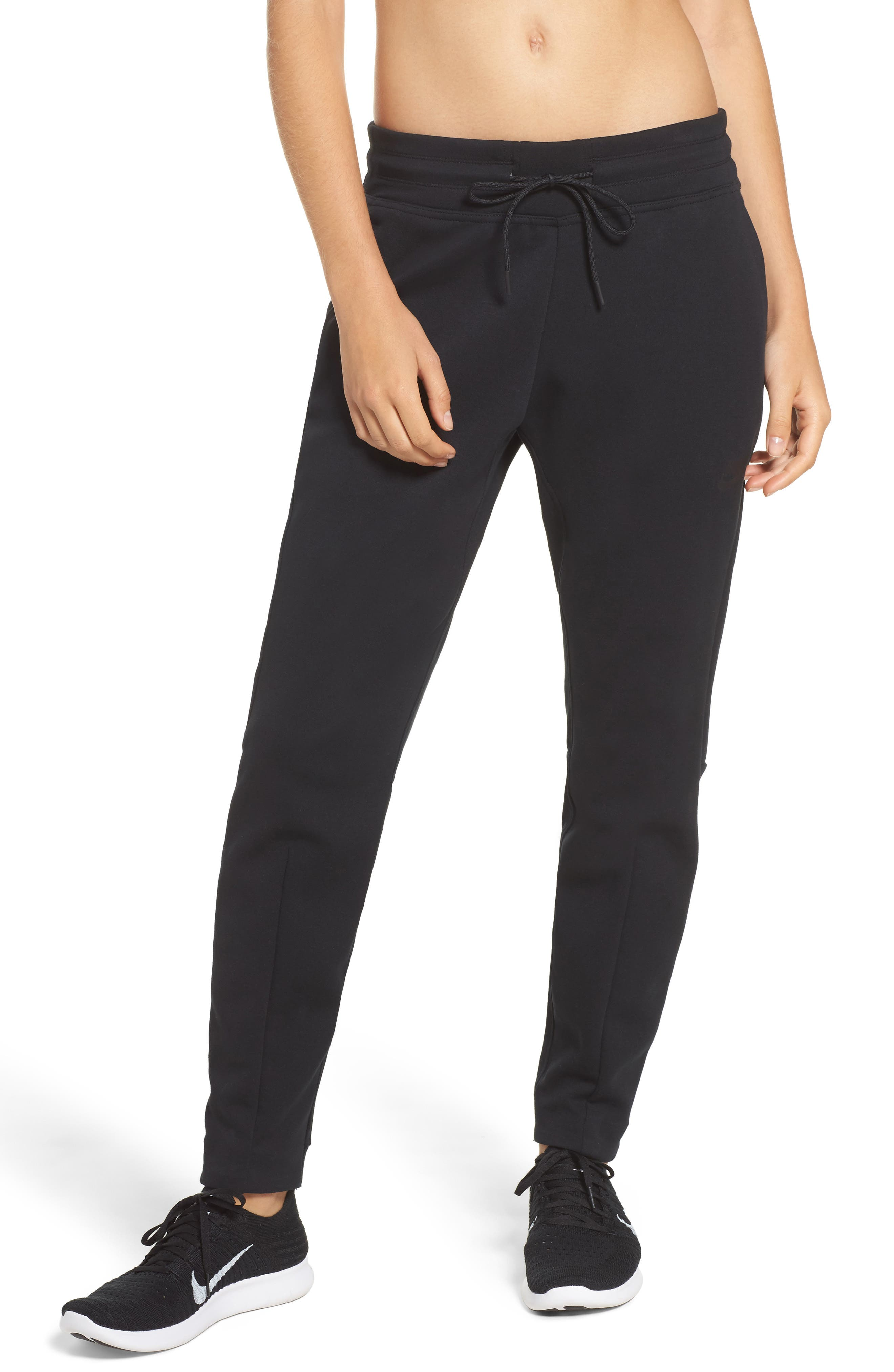 Sportswear Women's Tech Fleece Pants,                         Main,                         color, Black/ Black