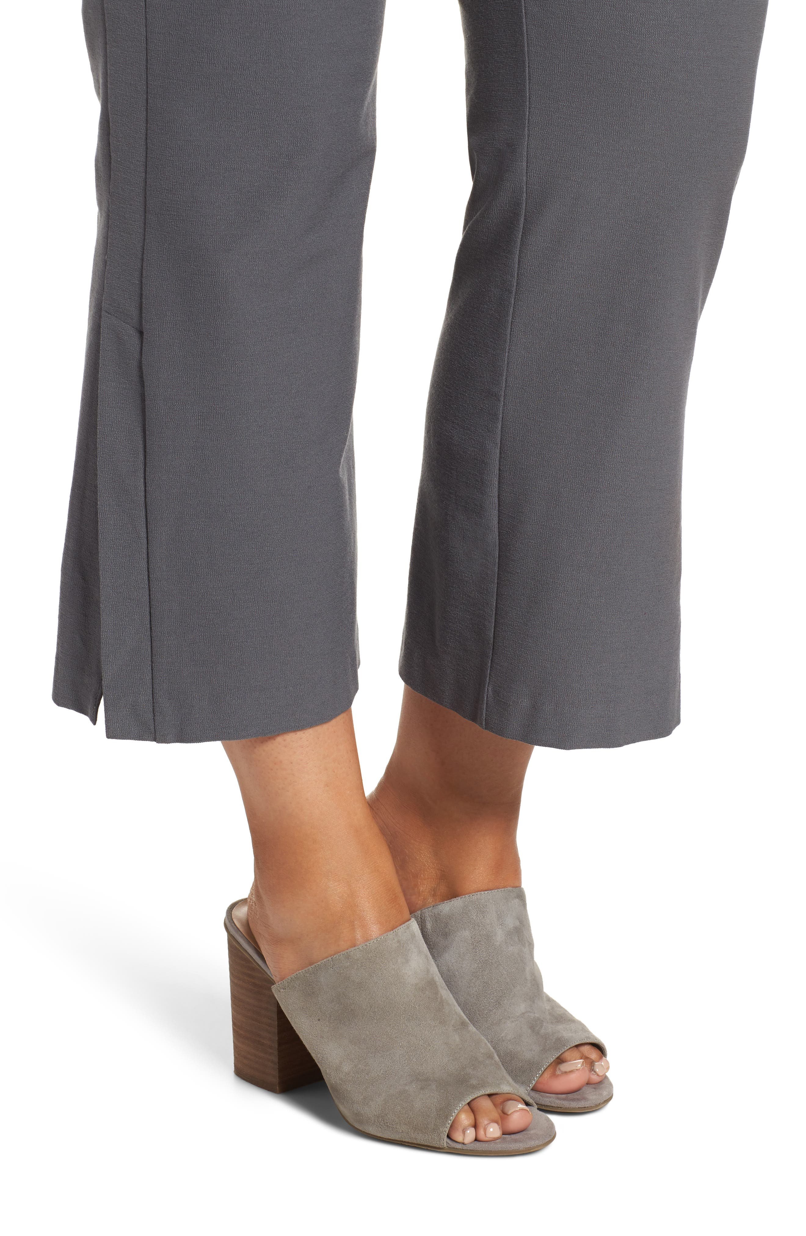 Alternate Image 5  - Eileen Fisher Stretch Bootcut Pants (Plus Size)