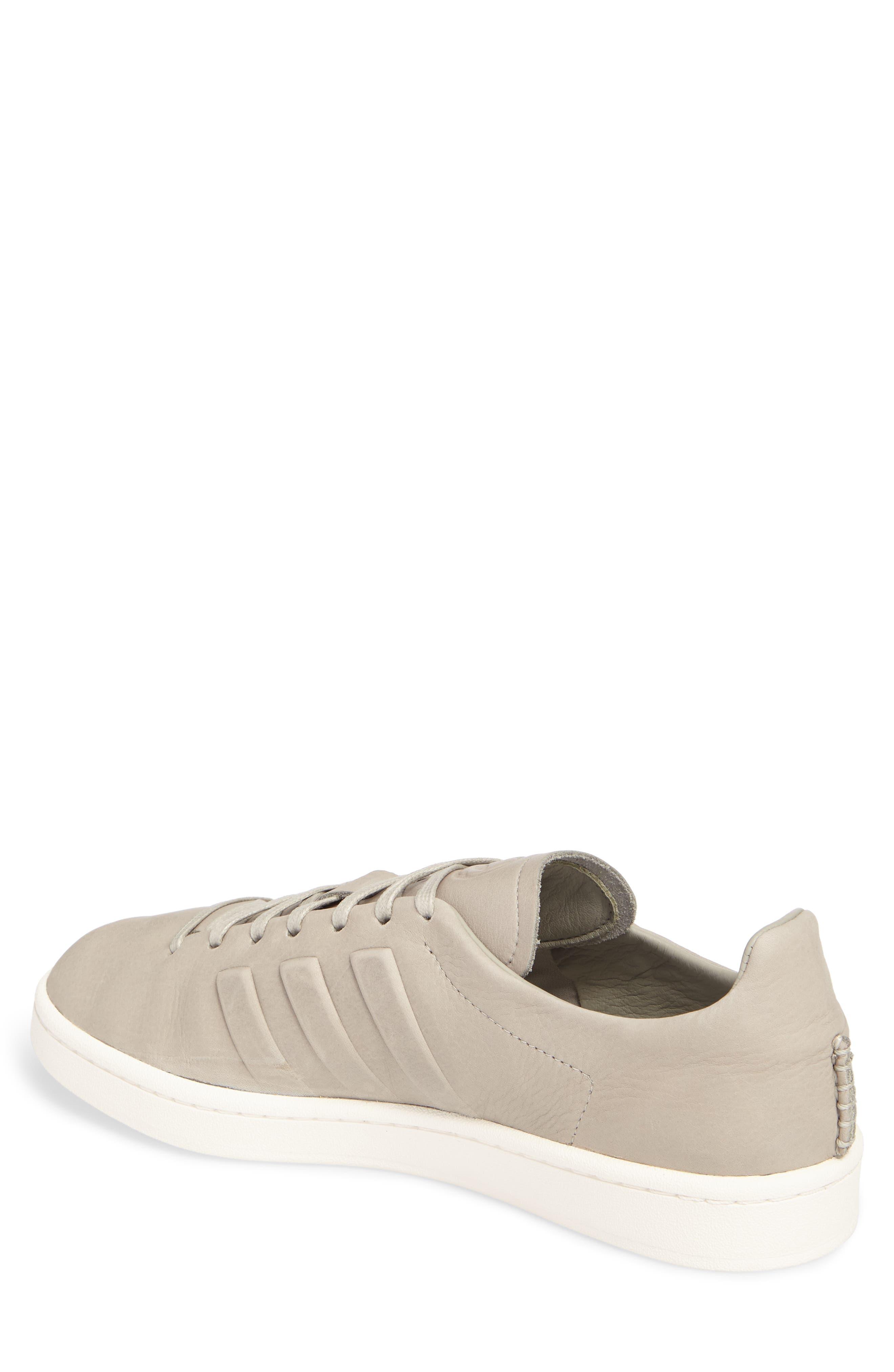 Low Top Sneaker,                             Alternate thumbnail 2, color,                             Sesame/ Chalk White