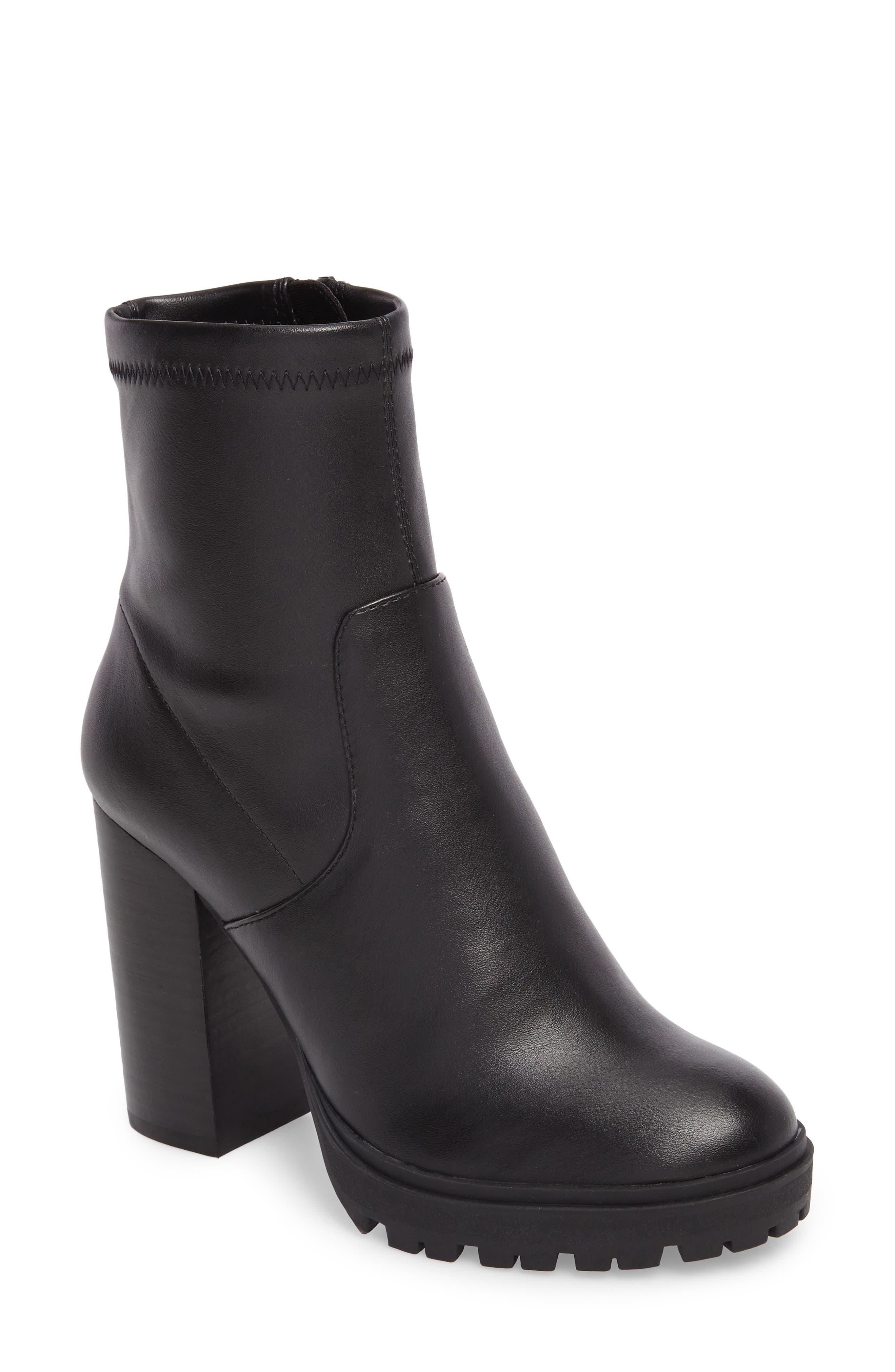 Steve Madden Legend Lug Boot (Women)