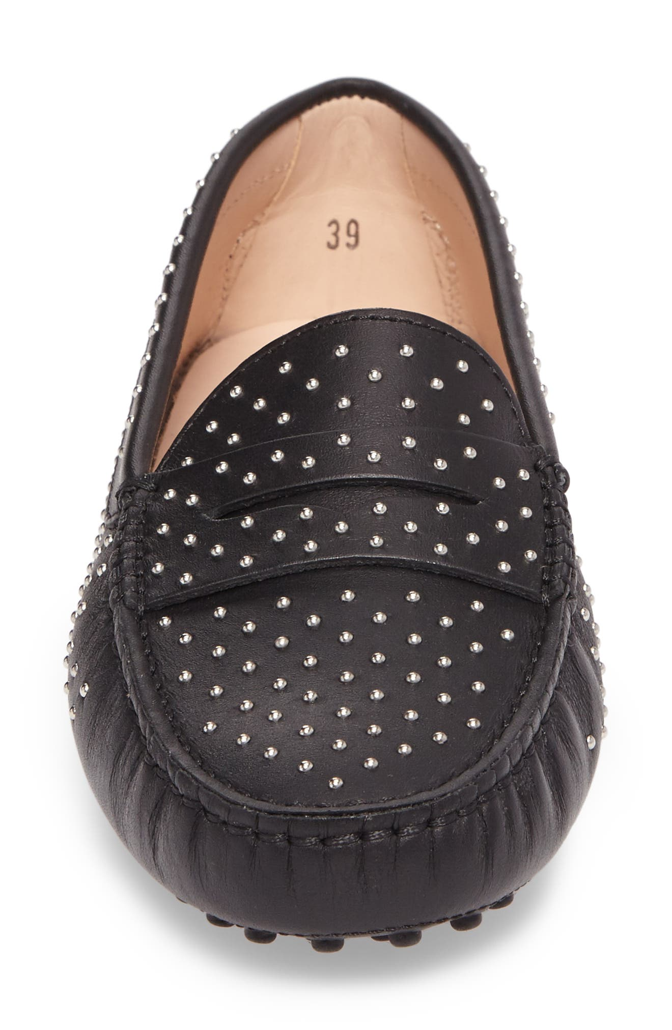 Alternate Image 4  - Tod's Gommini Stud Penny Loafer (Women)