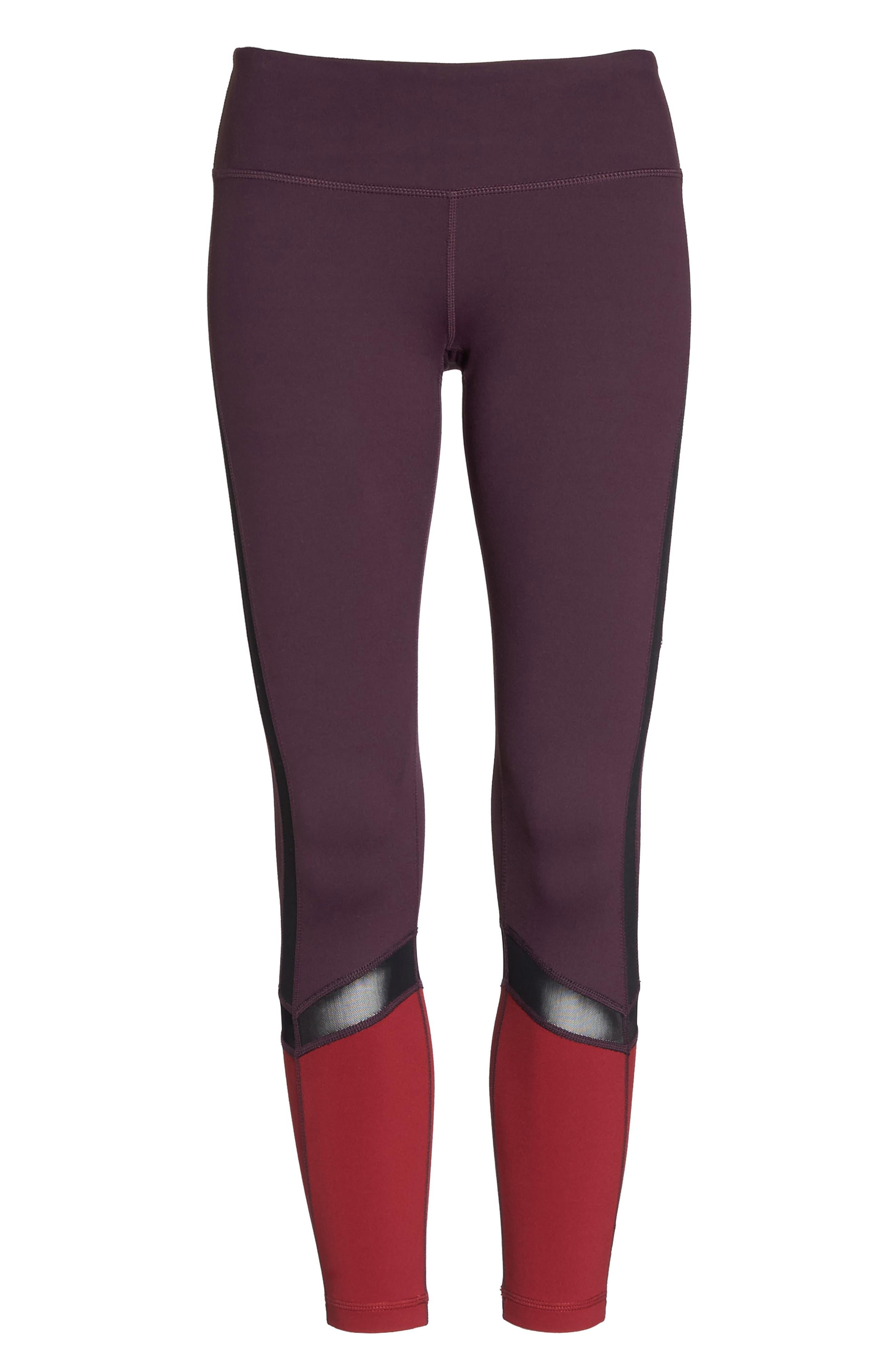 Alternate Image 6  - Zella Hero Midi Leggings