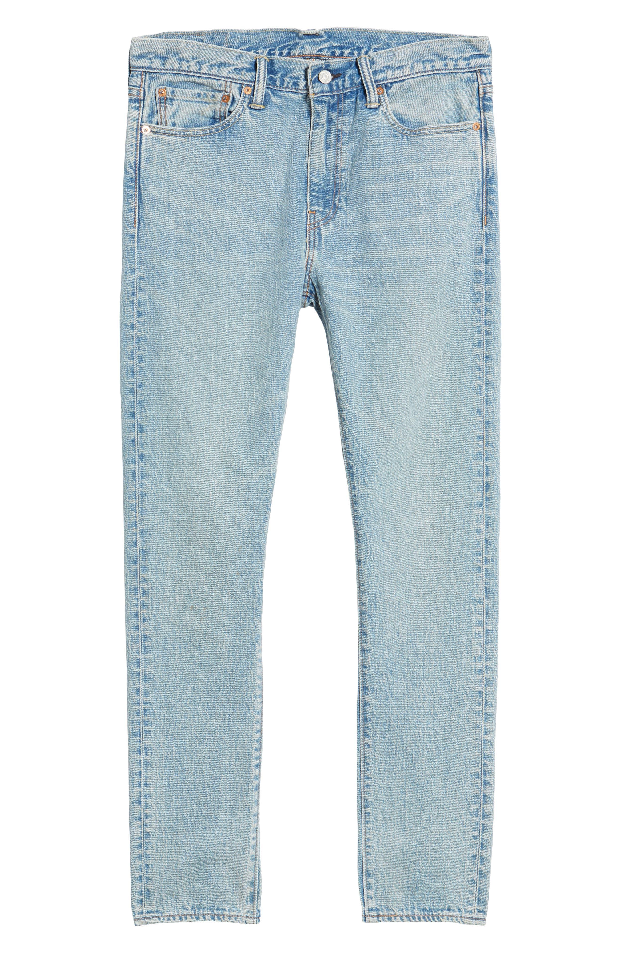 511<sup>™</sup> Slim Fit Jeans,                             Alternate thumbnail 6, color,                             Light Blue Joes