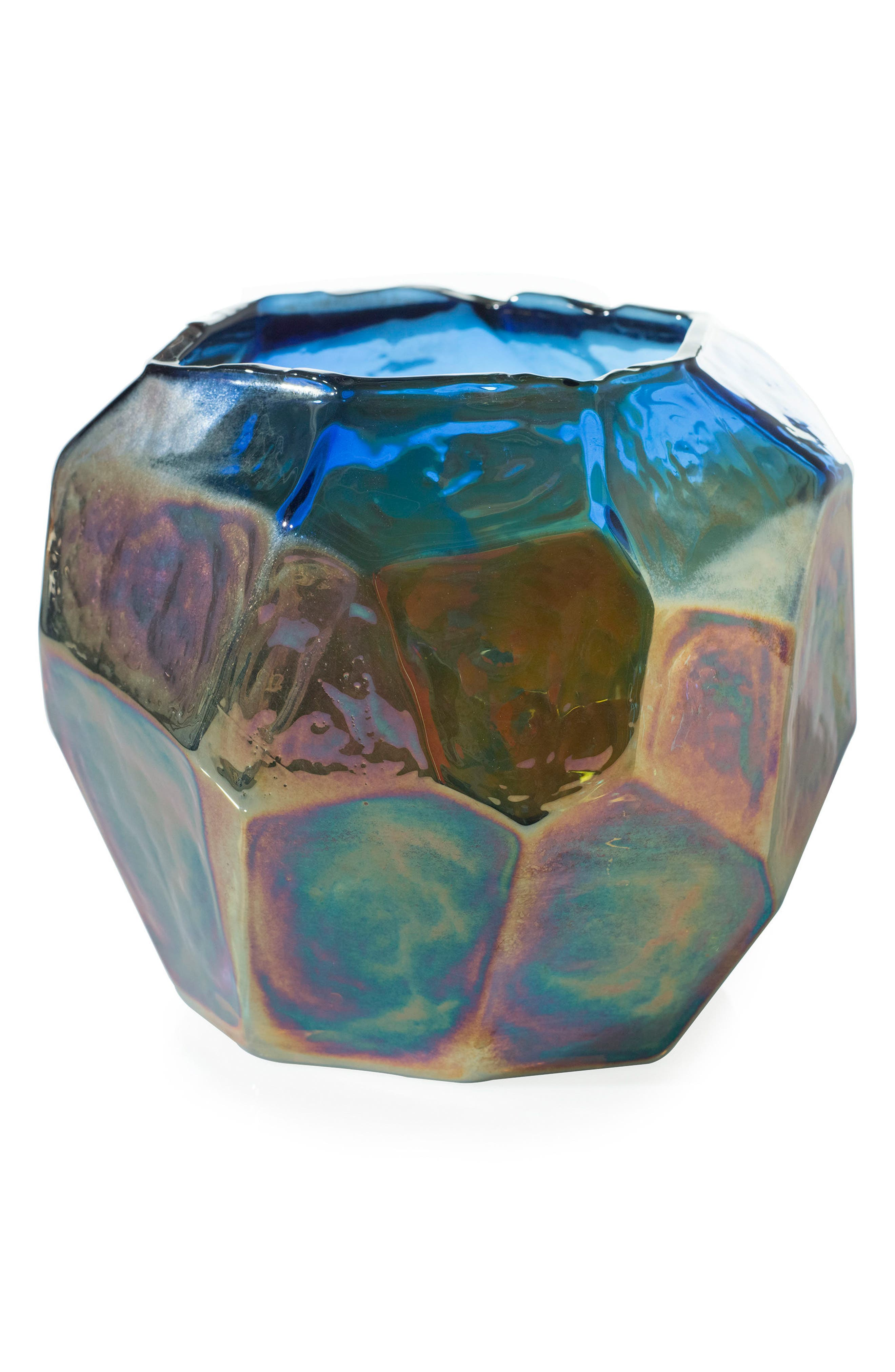 Mogul Vase,                             Main thumbnail 1, color,                             Blue