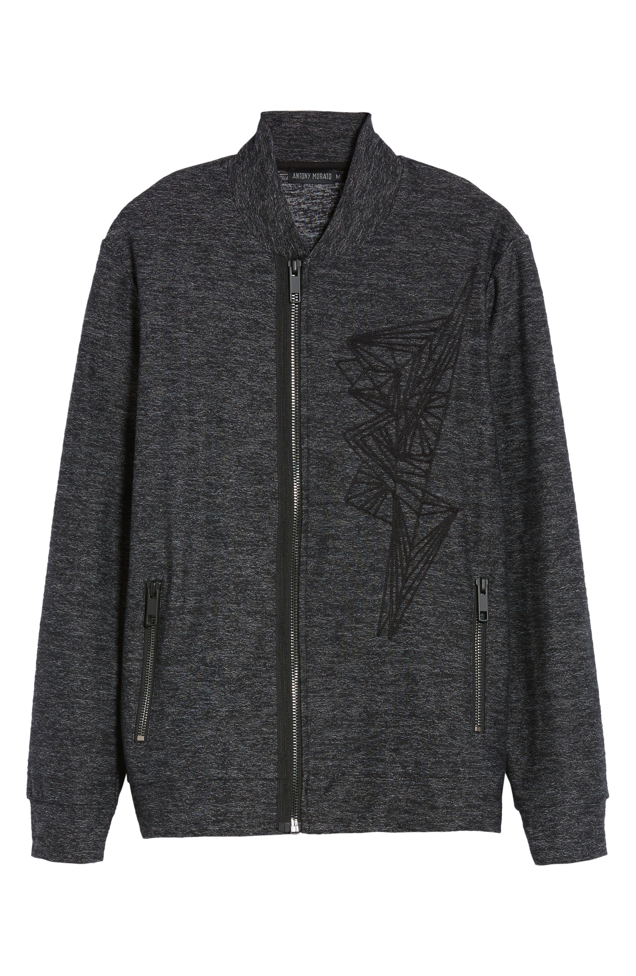 Alternate Image 6  - Antony Morato Fleece Jacket