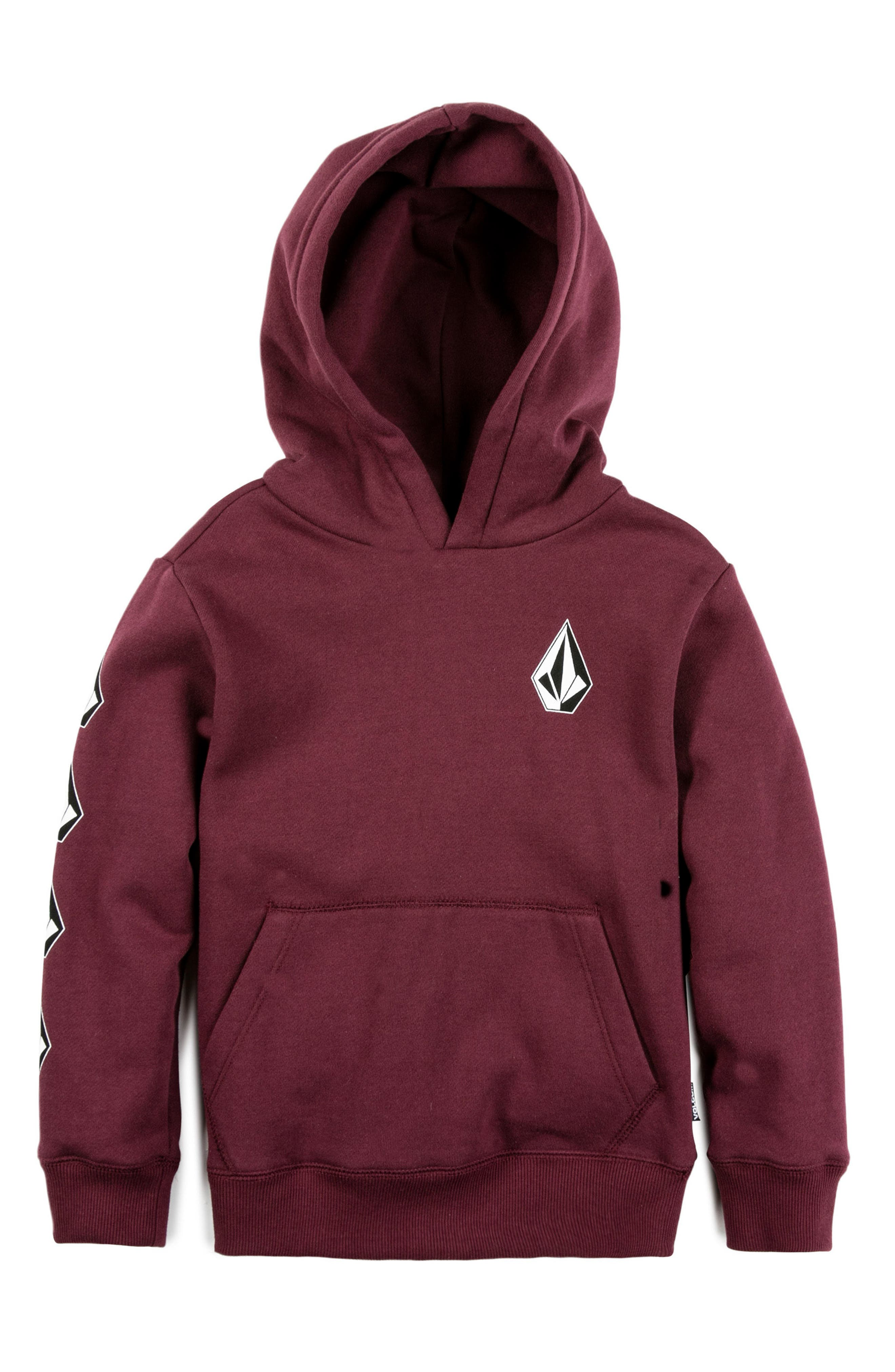 Volcom Supply Stone Pullover Hoodie (Toddler Boys & Little Boys)