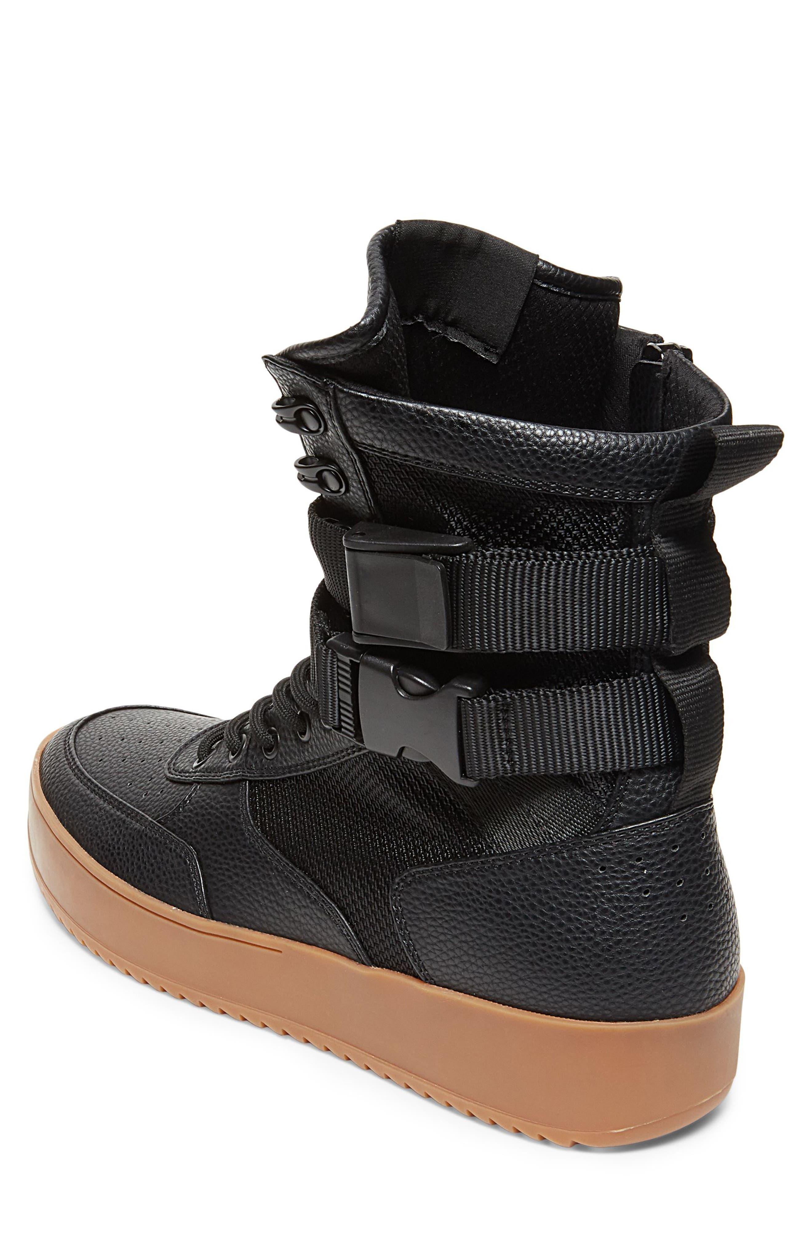 Zeroday Sneaker,                             Alternate thumbnail 2, color,                             Black