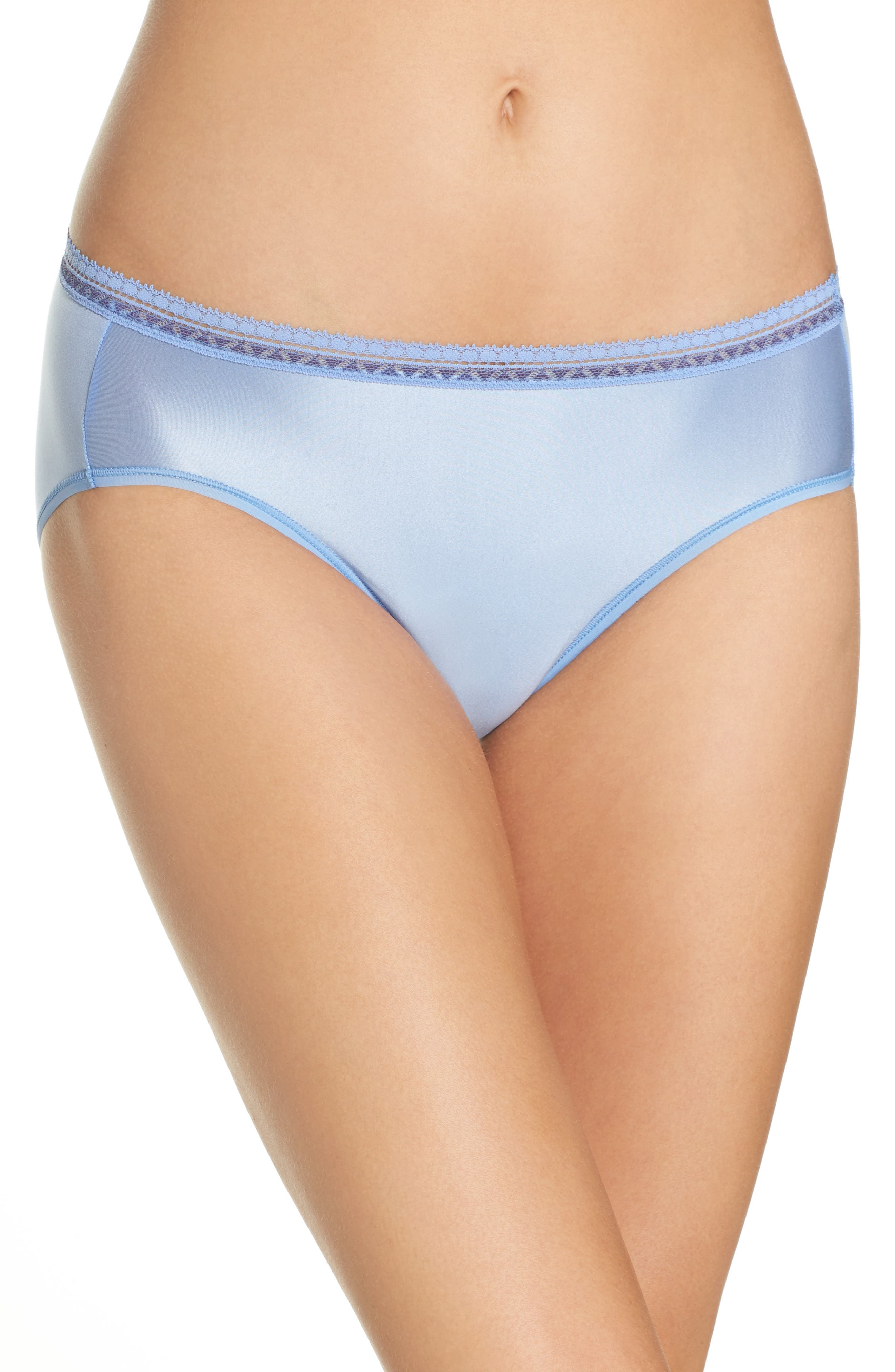 Alternate Image 1 Selected - Wacoal High Cut Briefs (3 for $39)