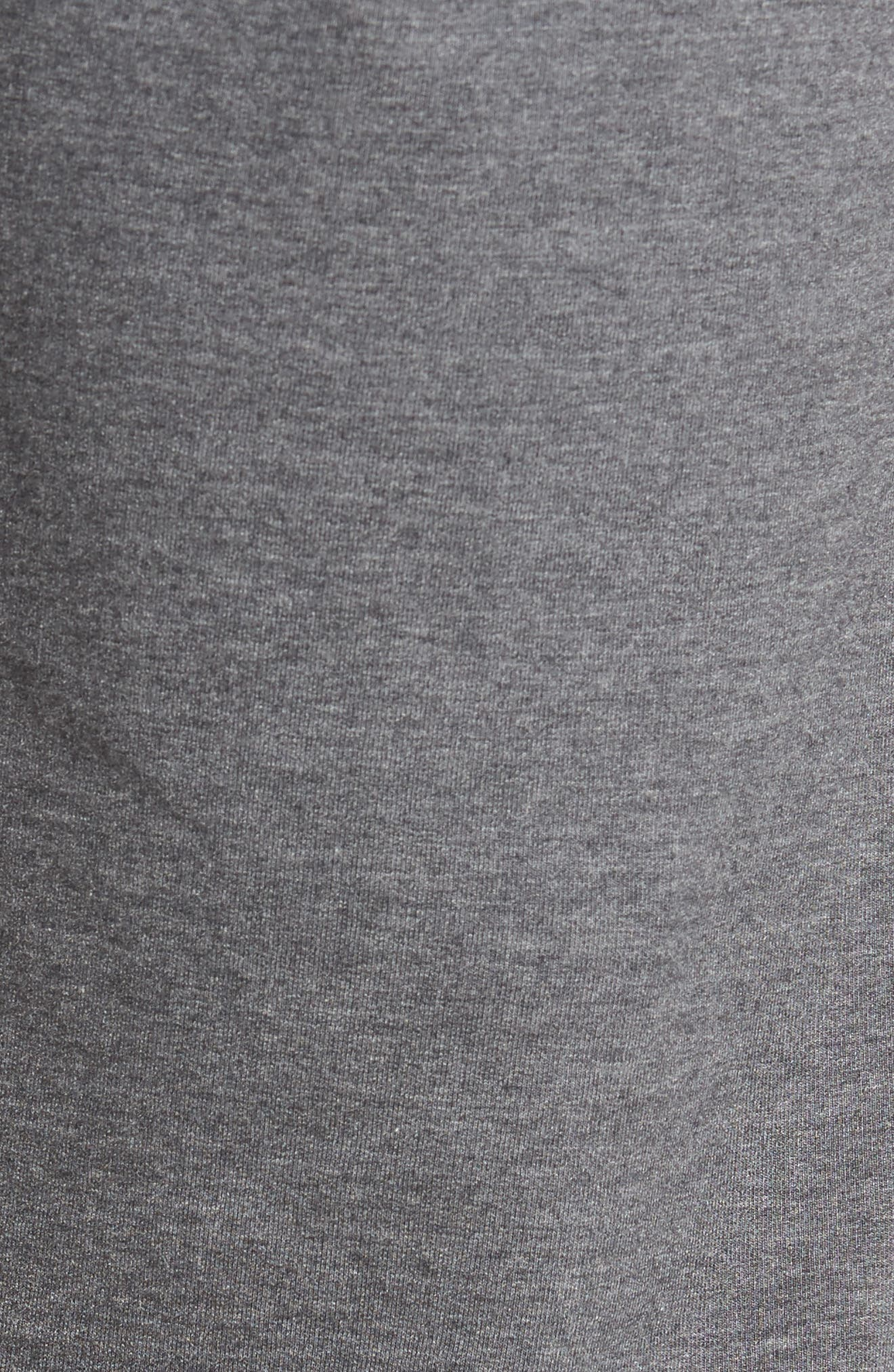 Legacy Sweatpants,                             Alternate thumbnail 5, color,                             Black Heather