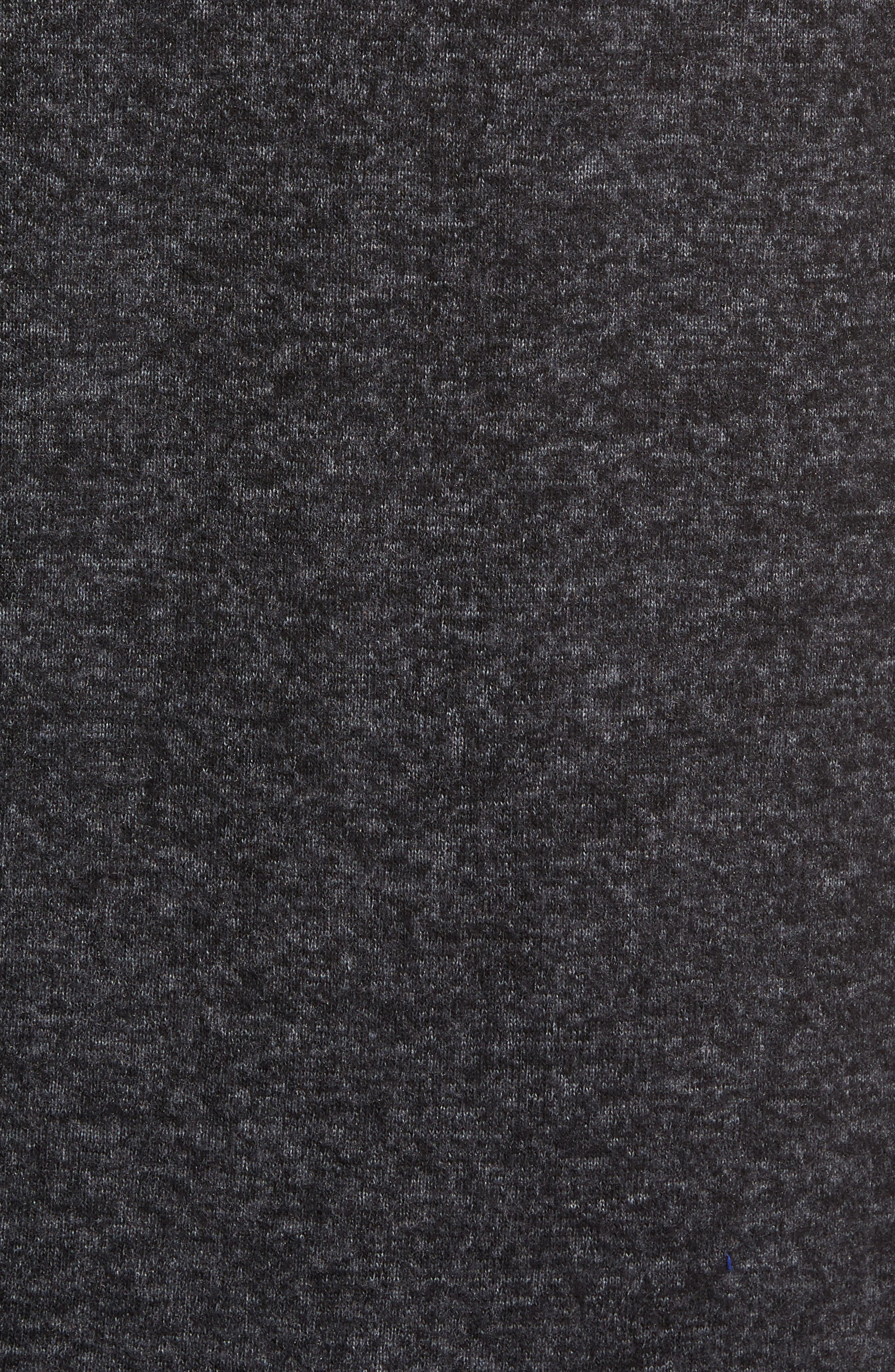 Alternate Image 5  - Treasure & Bond Side Cinch Sweatshirt