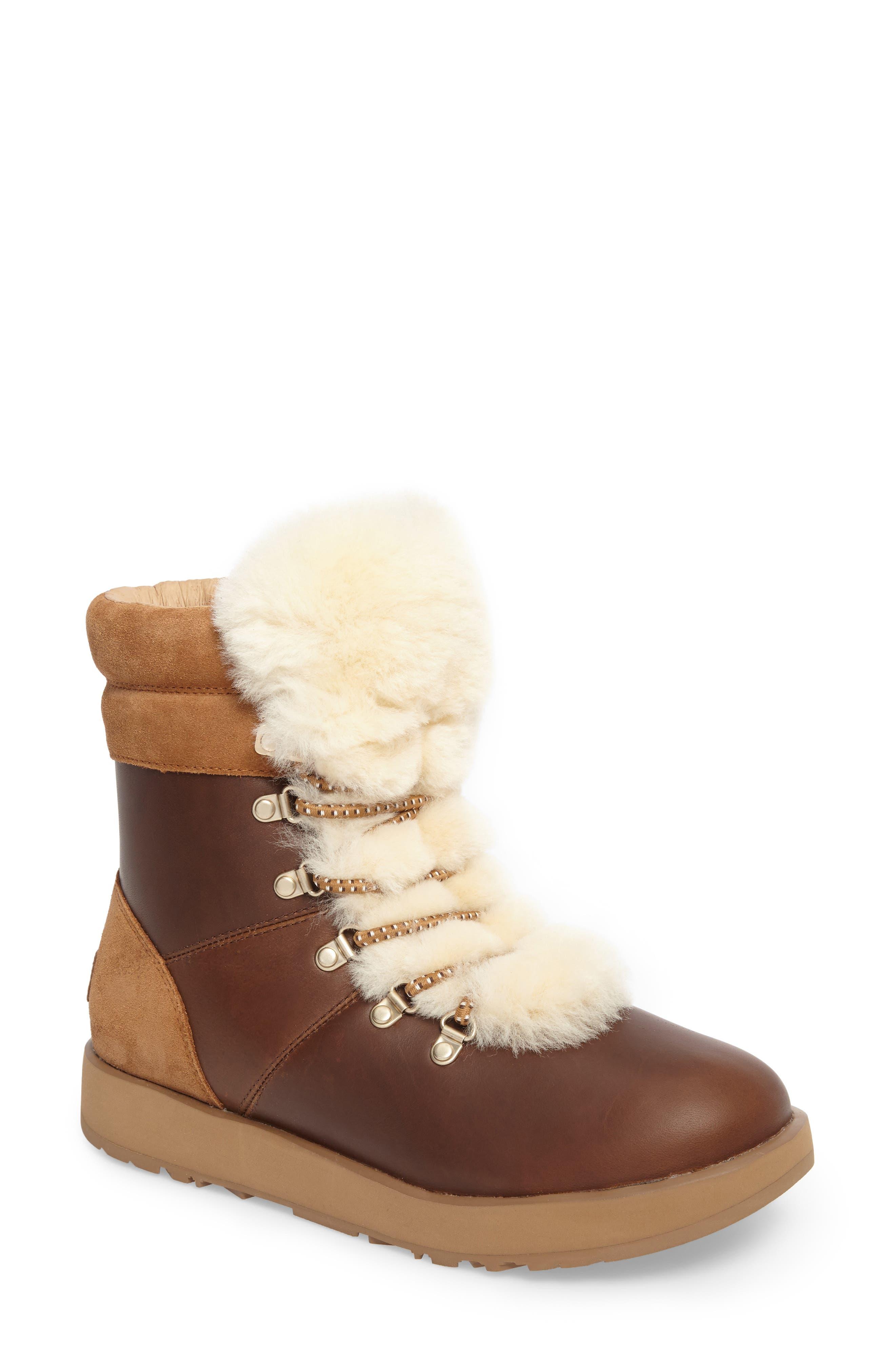 Alternate Image 1 Selected - UGG® Viki Waterproof Boot (Women)