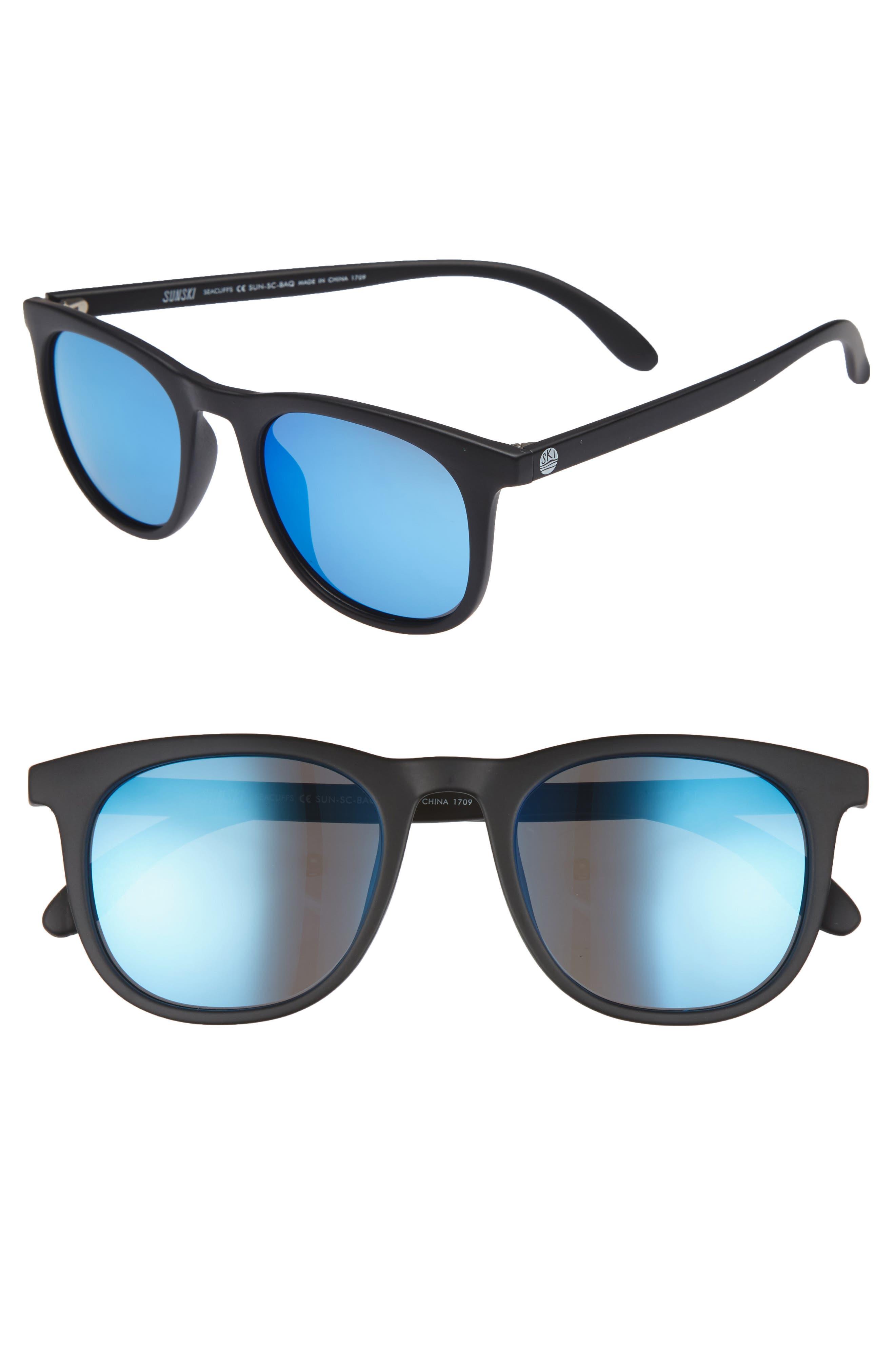 Main Image - Sunski Seacliff 48mm Polarized Sunglasses