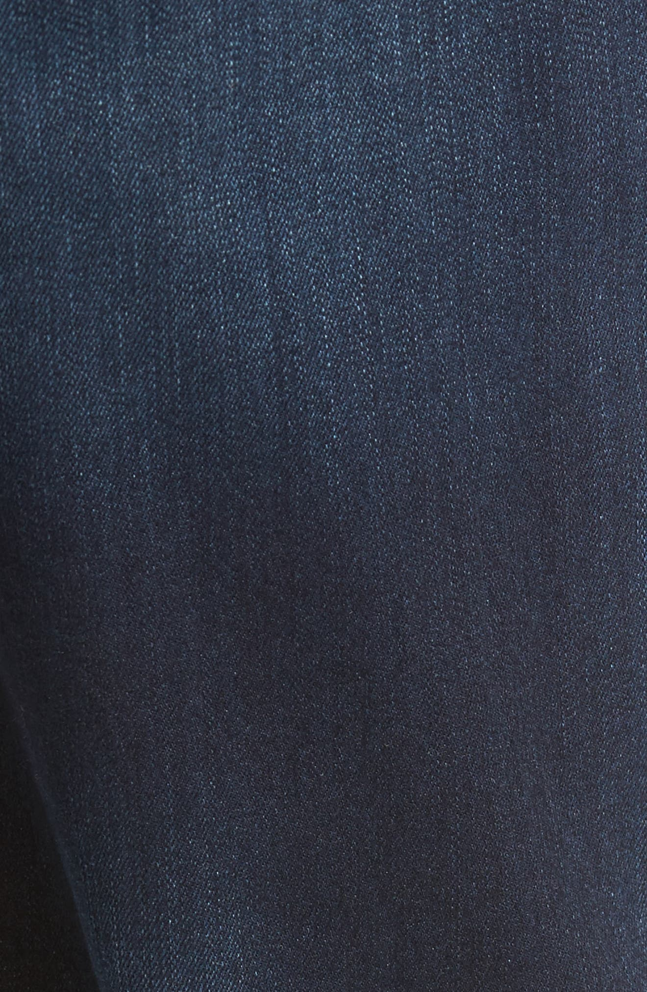Alternate Image 5  - Hudson Jeans Byron Slim Straight Fit Jeans (Newburyport)